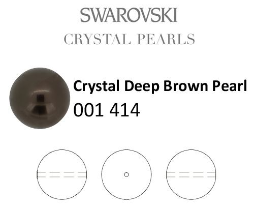 Genuine-SWAROVSKI-5810-Crystal-Round-Pearls-All-Sizes-amp-Colors thumbnail 24