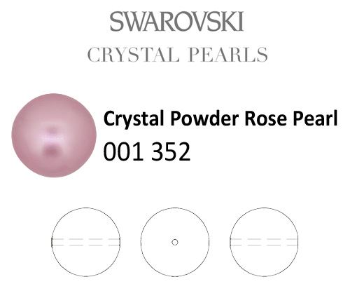 Genuine-SWAROVSKI-5810-Crystal-Round-Pearls-All-Sizes-amp-Colors thumbnail 80