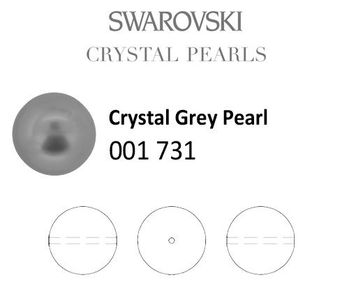Genuine-SWAROVSKI-5810-Crystal-Round-Pearls-All-Sizes-amp-Colors thumbnail 28
