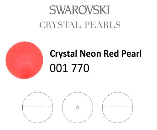 Genuine-SWAROVSKI-5810-Crystal-Round-Pearls-All-Sizes-amp-Colors thumbnail 60