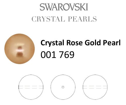Genuine-SWAROVSKI-5810-Crystal-Round-Pearls-All-Sizes-amp-Colors thumbnail 86