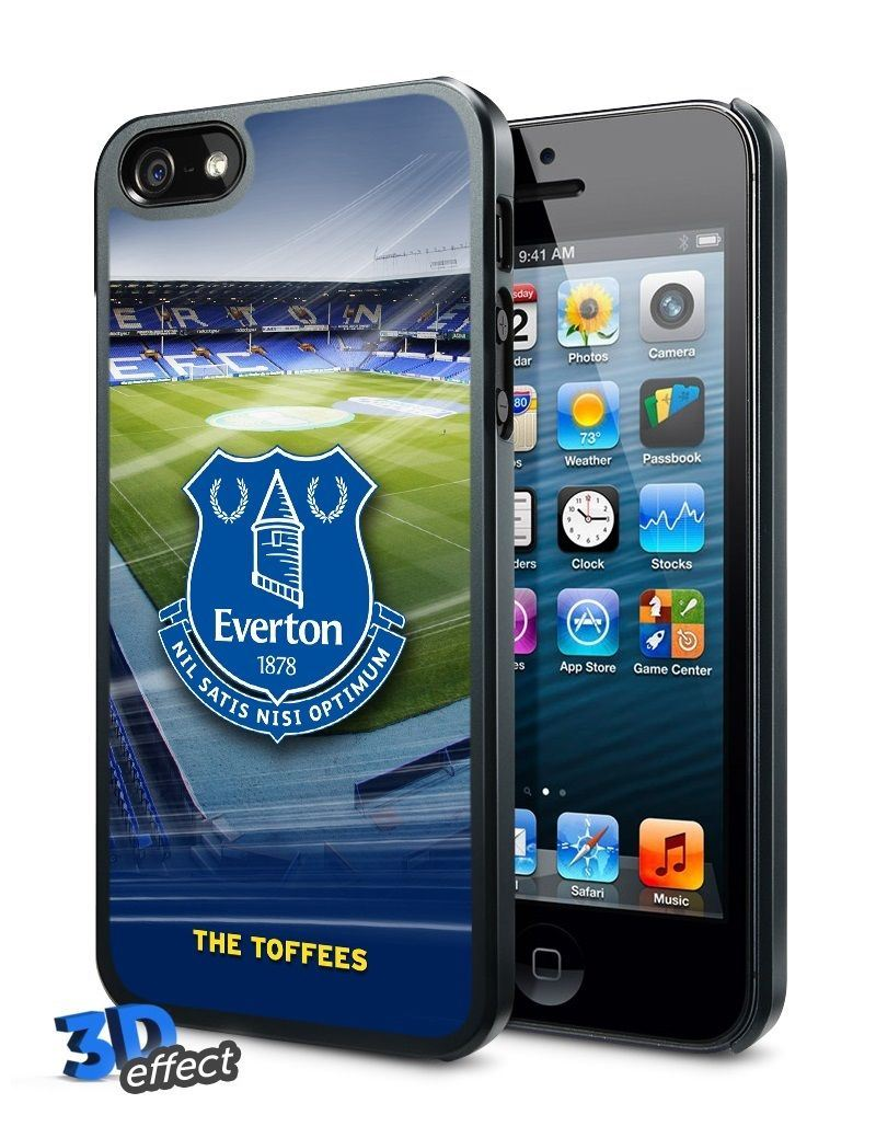 iphone 6s 3d everton fc football protective 3d cover for 11458