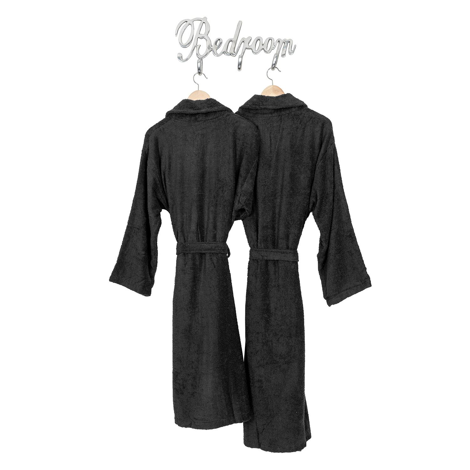 Details about Men Women Shawl Collar Bathrobe Egyptian Cotton Terry  Towelling Dressing Gown 1399412ab