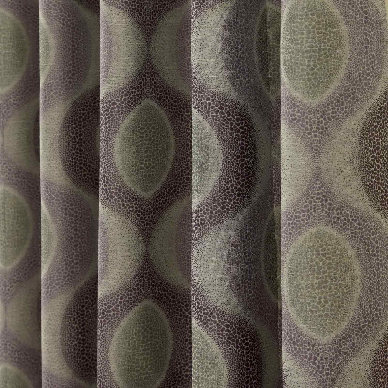 Pencil Pleat Fully Lined Ready Made Jacquard Curtains Blue Gold Grey
