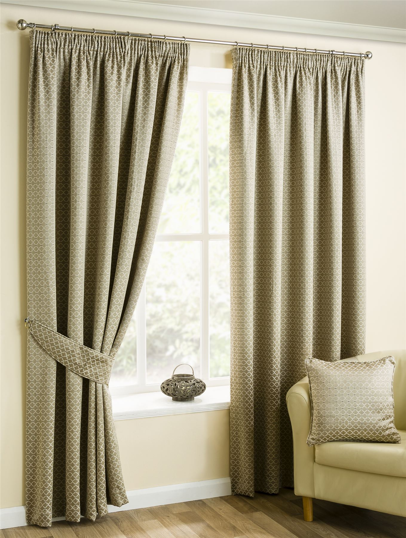 made pin valance shetland and backs available matching tie curtains with cushions also ready curtain