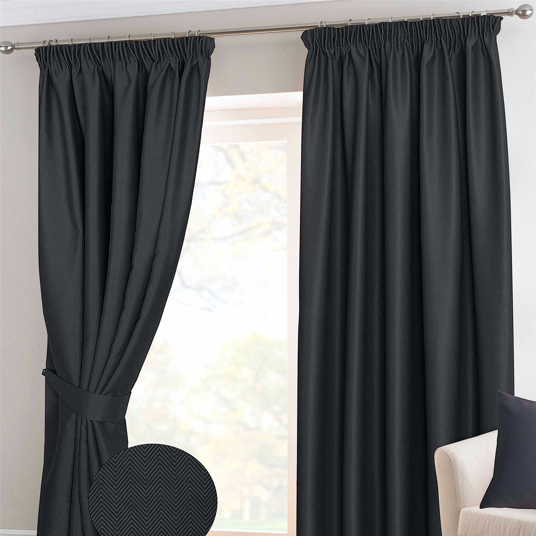 red curtains thermal thermaleclipse blackout walmartblackout at shower drapes grommet walmart decorative