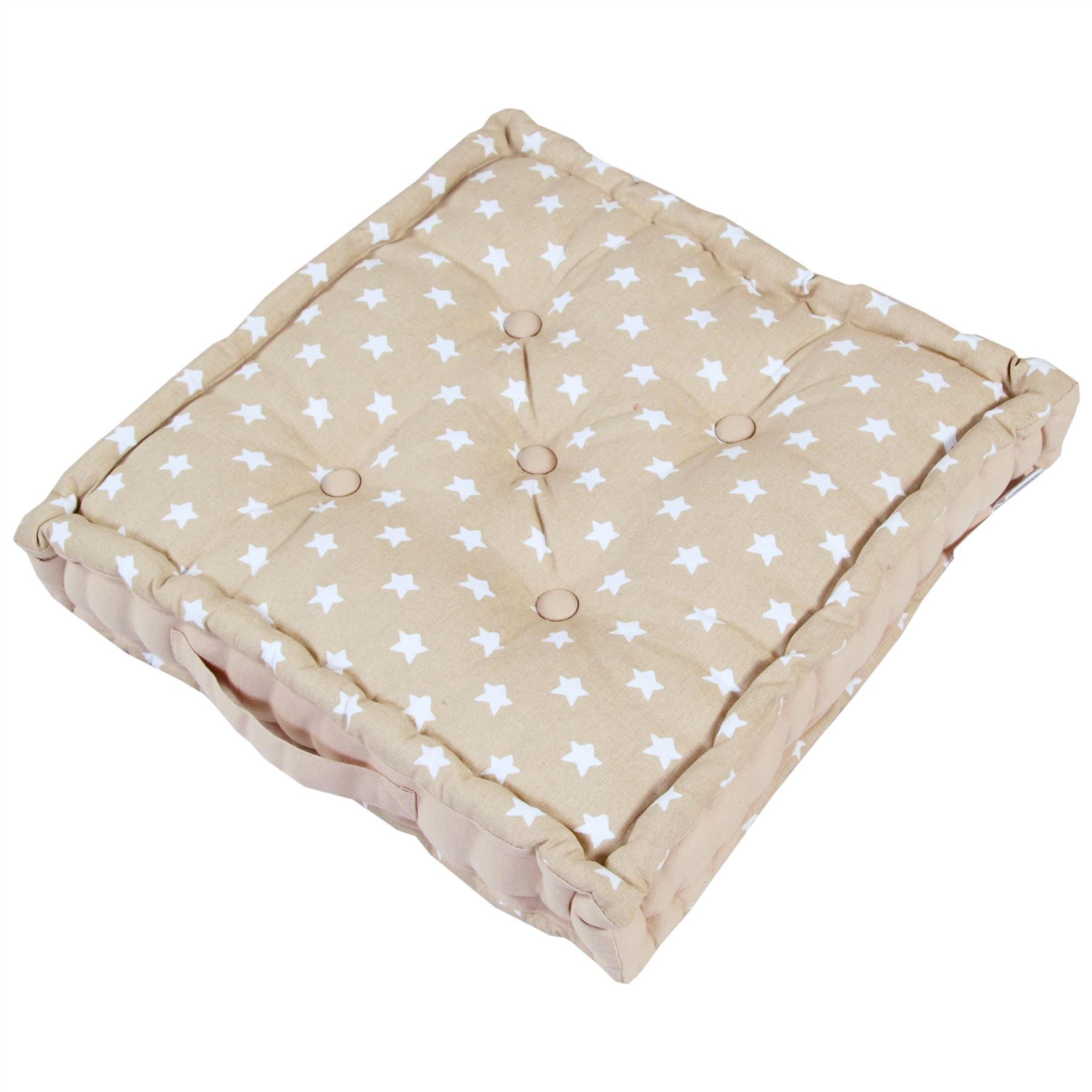 Cotton-Floral-Large-Floor-Cushions-Kids-Garden-Dining-Chair-Seat-Pad-Booster