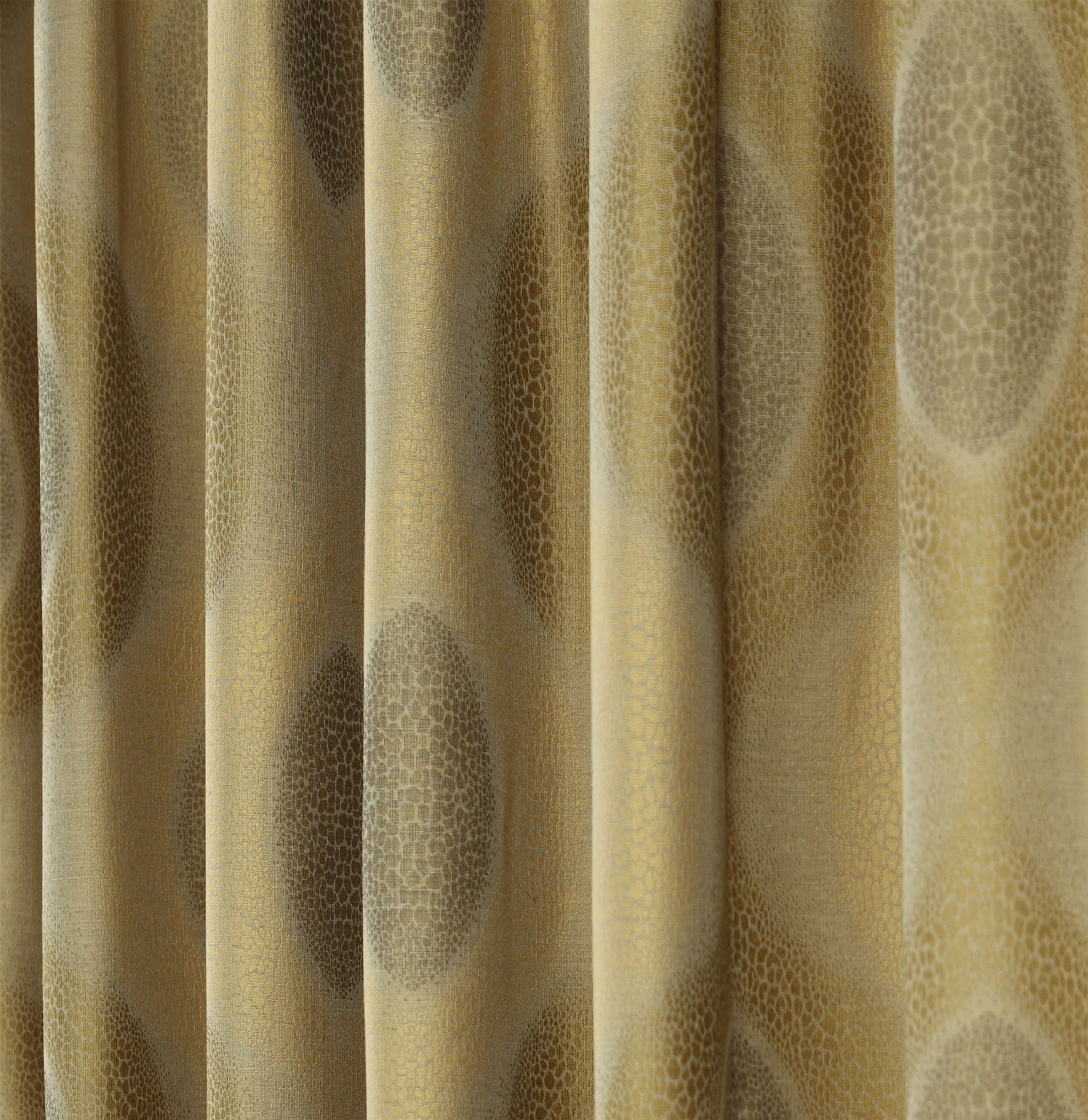 Curtains texture gold - Pencil Pleat Fully Lined Ready Made Jacquard Curtains
