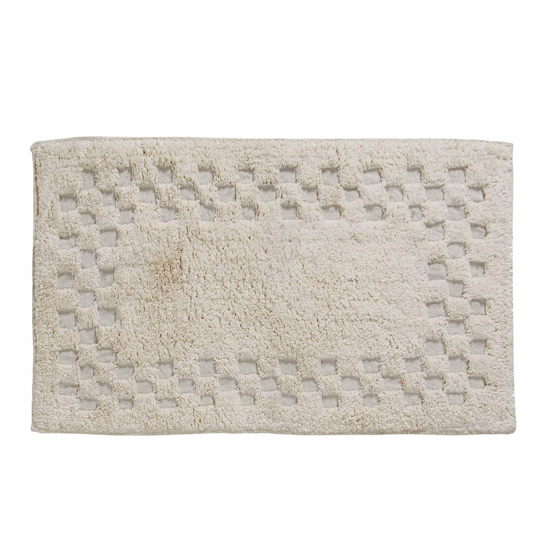 Shower Mats Bath Amp Pedestal Set Non Slip Soft 100 Cotton