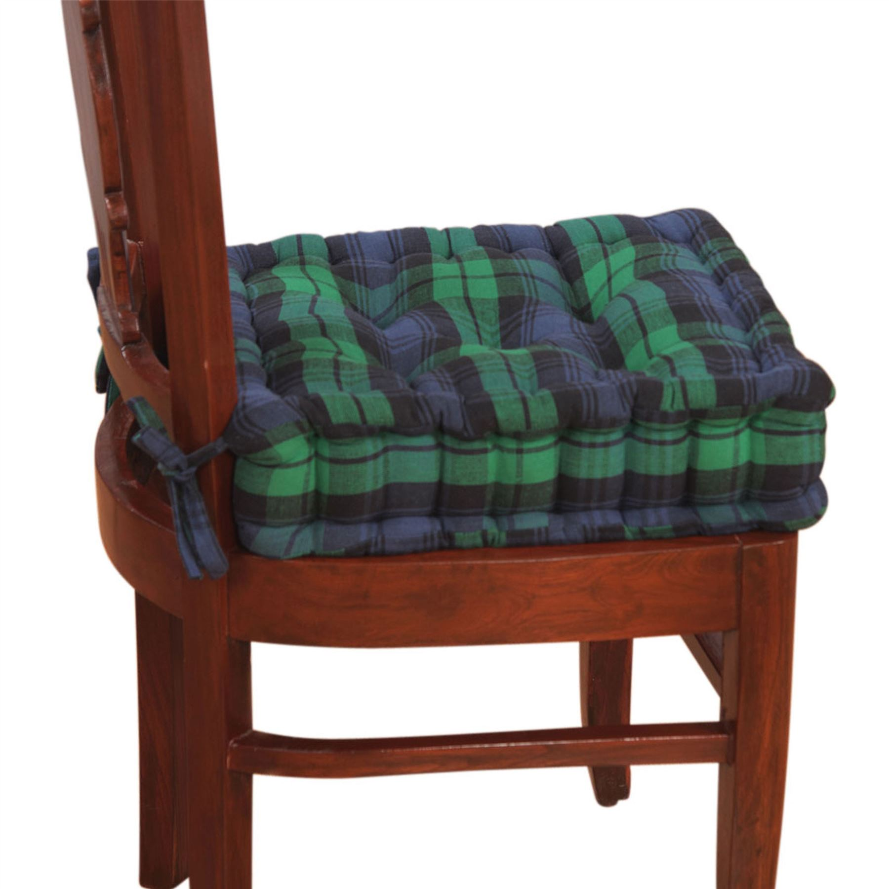 dining chair cushion kitchen garden square chair seat pad booster