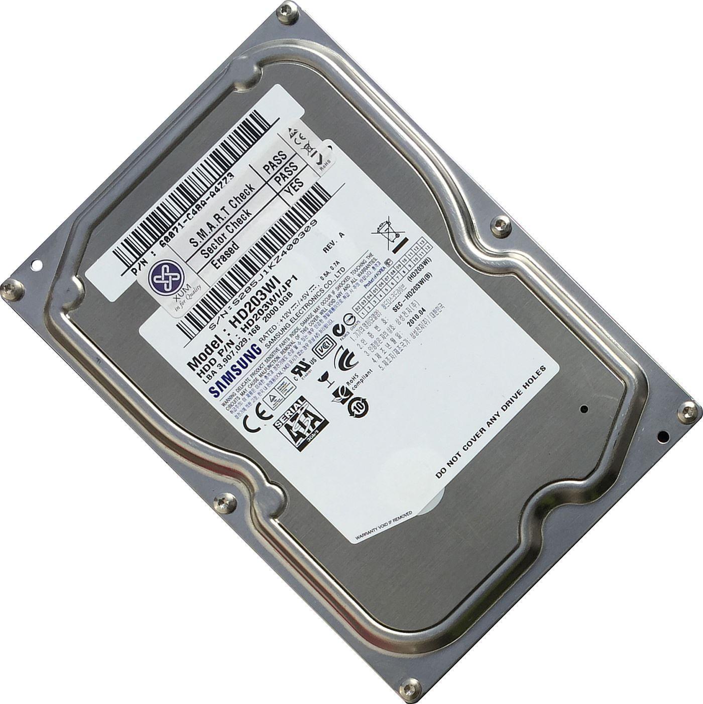 500GB-640GB-750GB-1TB-2TB-3TB-4TB-6TB-8TB-10TB-3-5-034-disco-duro-SATA-HDD-Lote miniatura 14