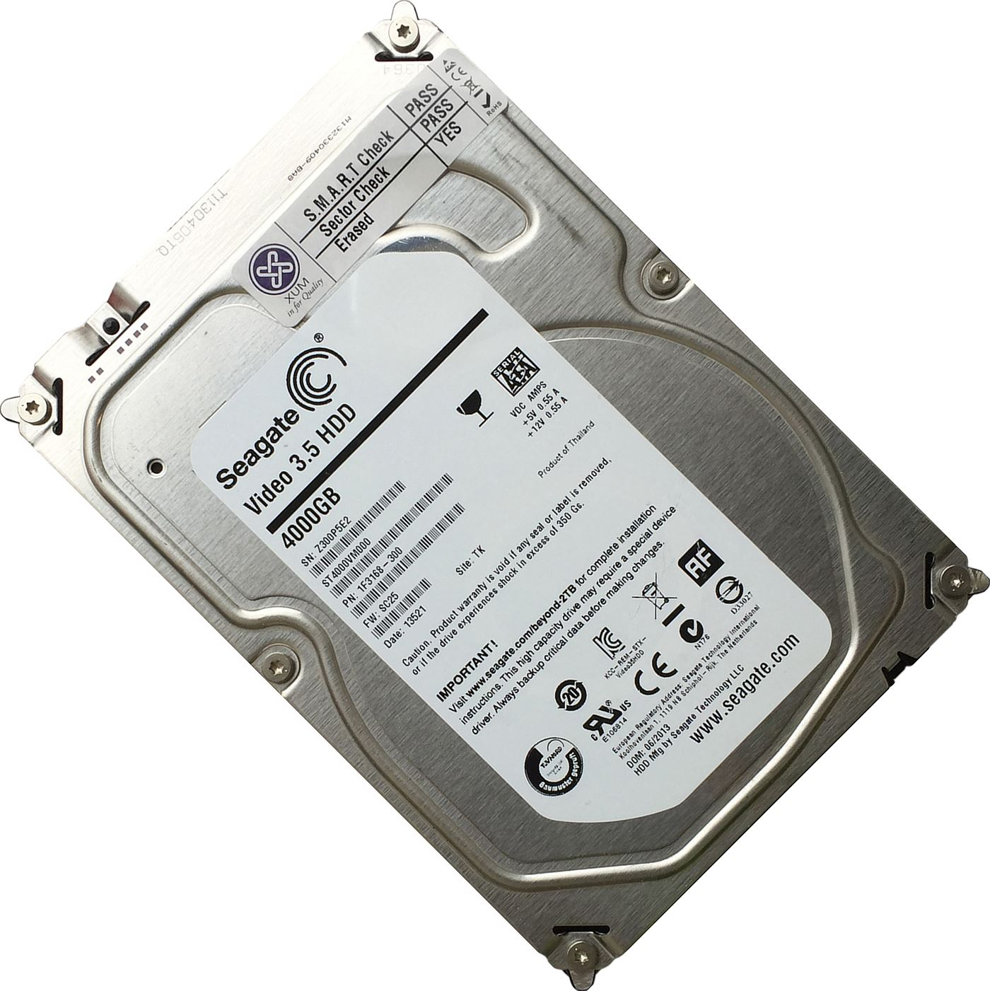 DISCO-rigido-Desktop-3-5-034-5900RPM-SATA-III-6Gb-s-di-cache-64MB-HDD-interno-CCTV-LOTTO