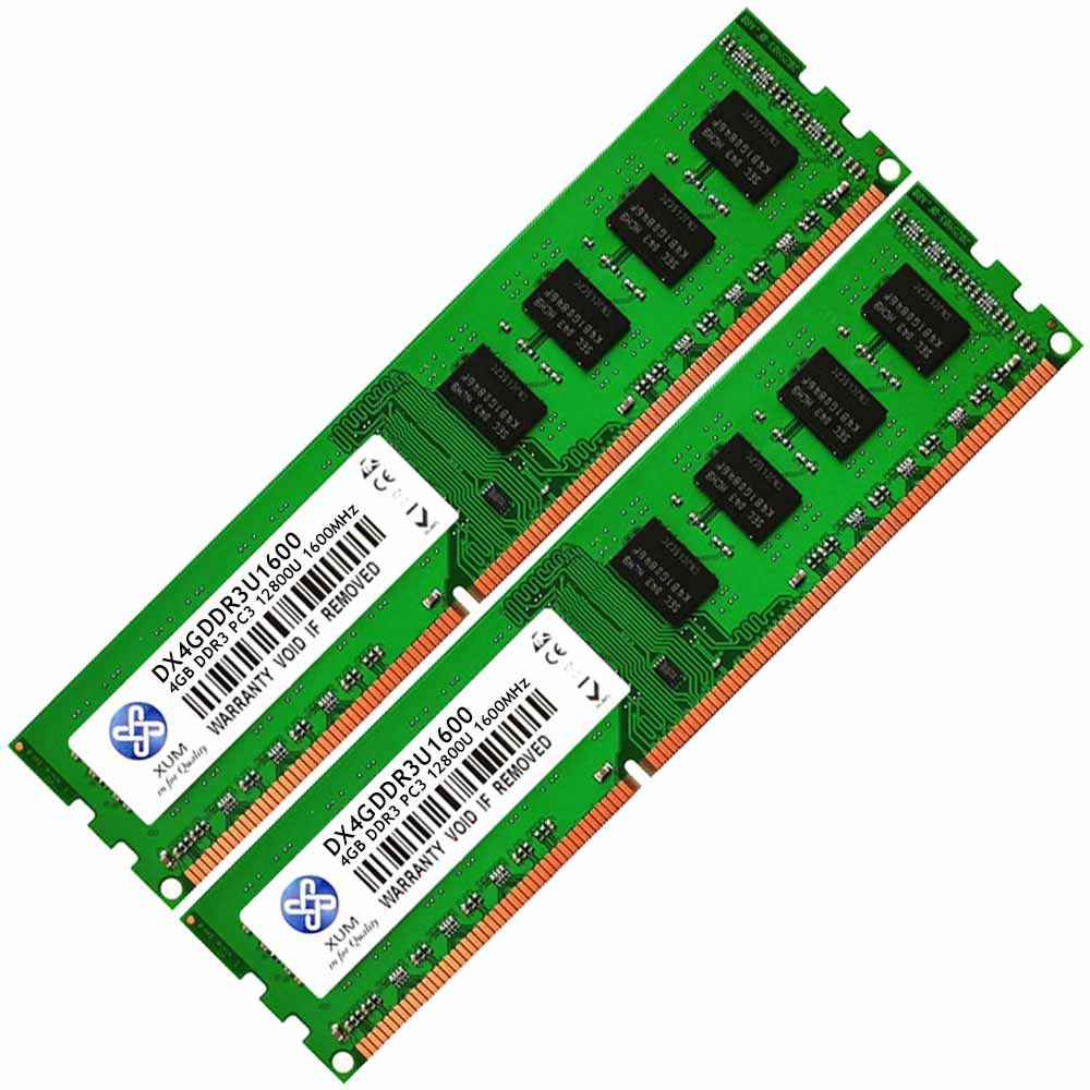 Memoria-Ram-4-Hp-Envy-Desktop-Phoenix-810-140ej-810-145ej-810-145qe-Nuevo-2x-Lot