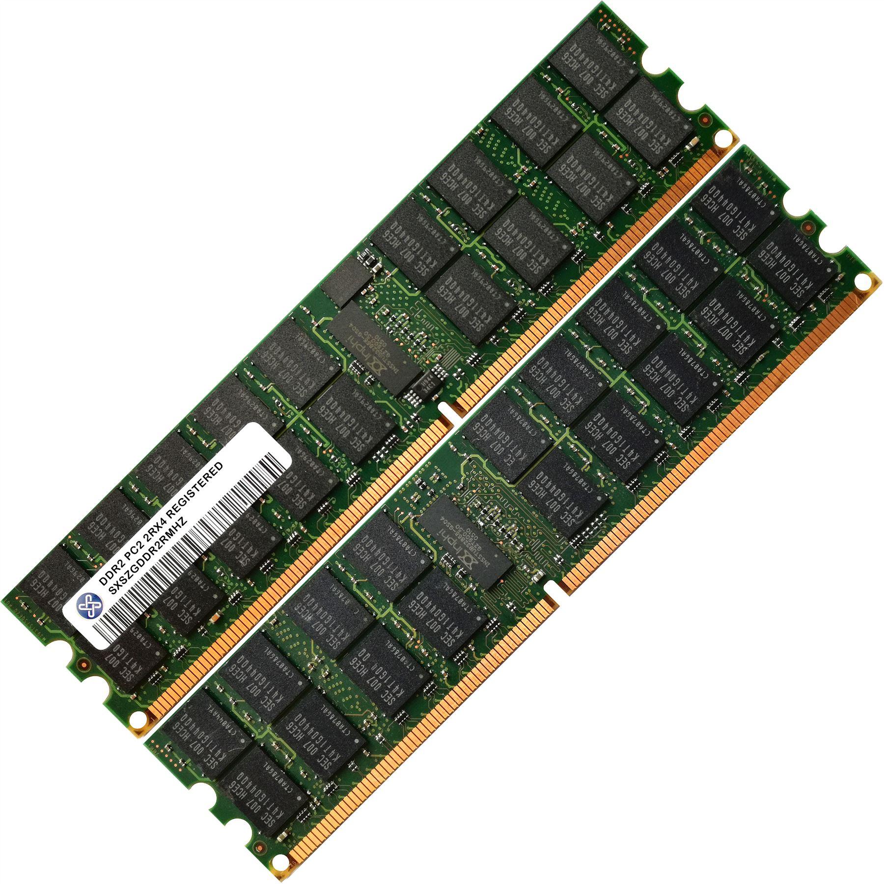 Memoria-Ram-4-Lenovo-System-x-Server-x3800-8866-x3850-8863-8864-2x-Lot