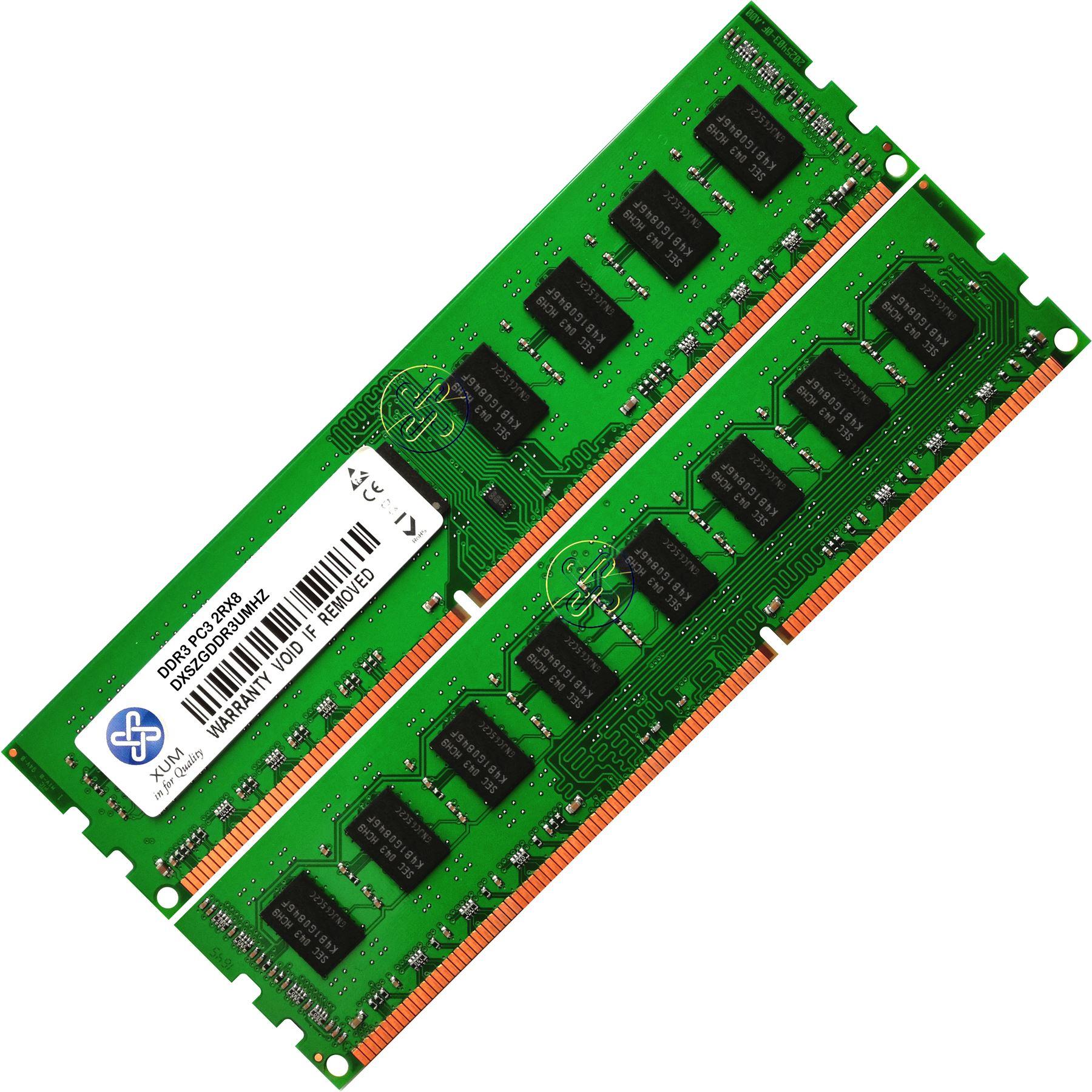 Memoria-Ram-4-Hp-Envy-Desktop-h8-1350ef-h8-1400ef-h8-1400el-Nuevo-2x-Lot