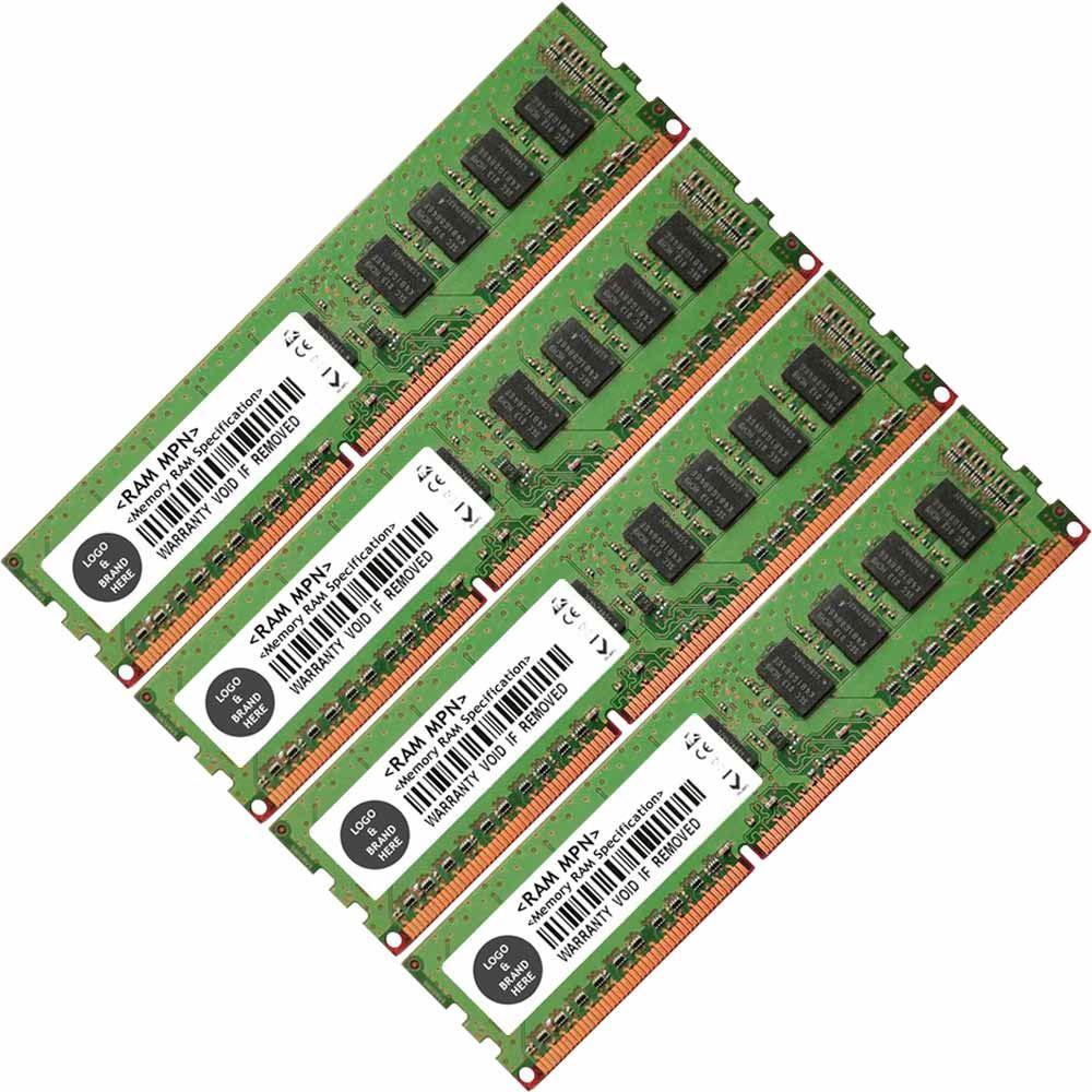 Memoire-RAM-4-pc-de-bureau-DDR3-PC3-8500-1066-MHz-240pin-UDIMM-ECC-et-sans-tampon-2x-Lot