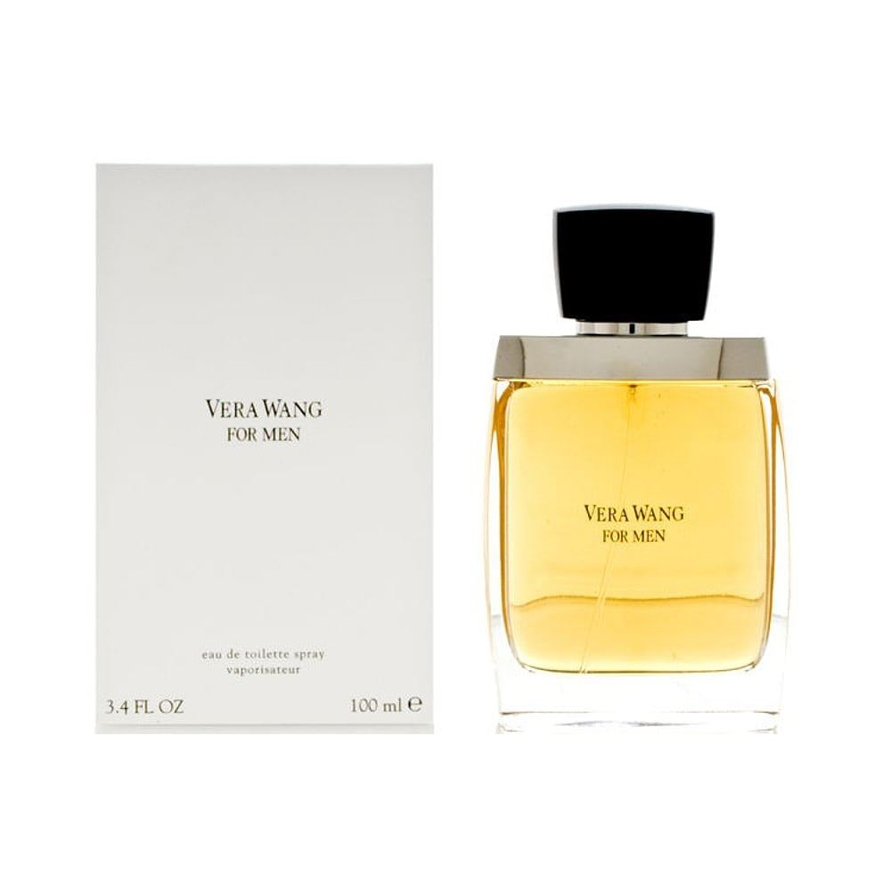 New Vera Wang Men Eau De Toilette Spray 100ml For Him Mens Women Parfum 100 Ml Fragrance