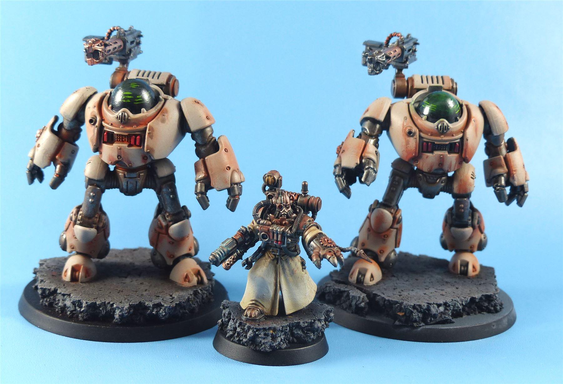 Kastellan-Robots-Painted-Adeptus-Dark-Mechanicus-Warhammer-40k-4B86