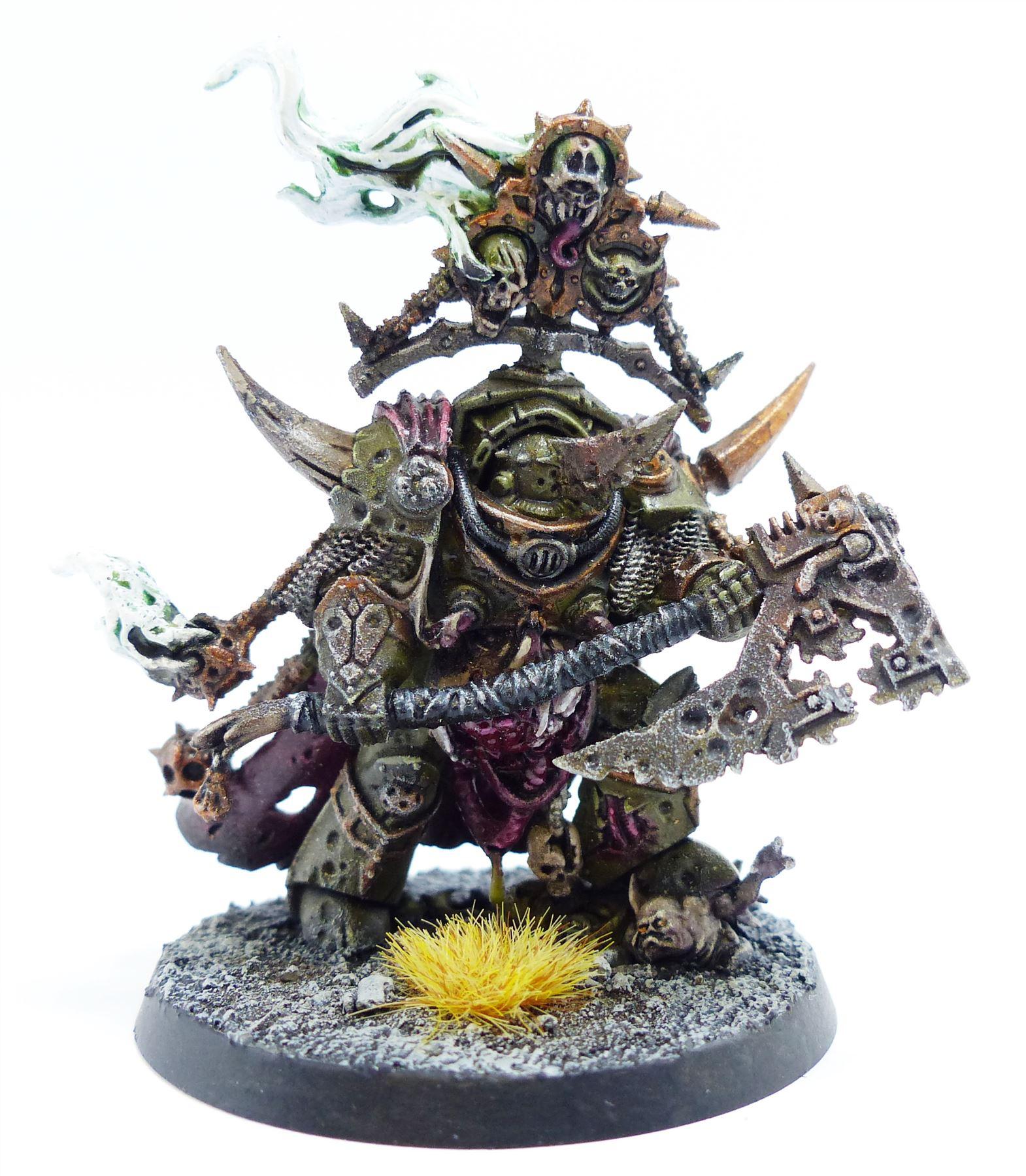 Death Guard - Lord of Contagion - Warhammer I18 I18 I18