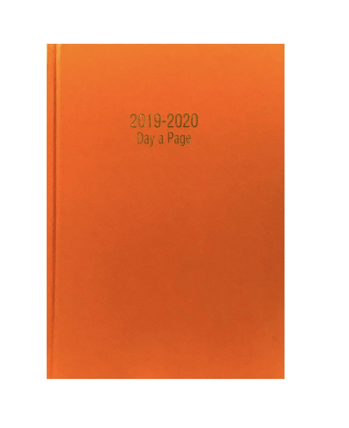 Modern 2019 2020 Mid Year Diary: 2020 A5/A4 Academic Mid Year Page A Day/WTV Student