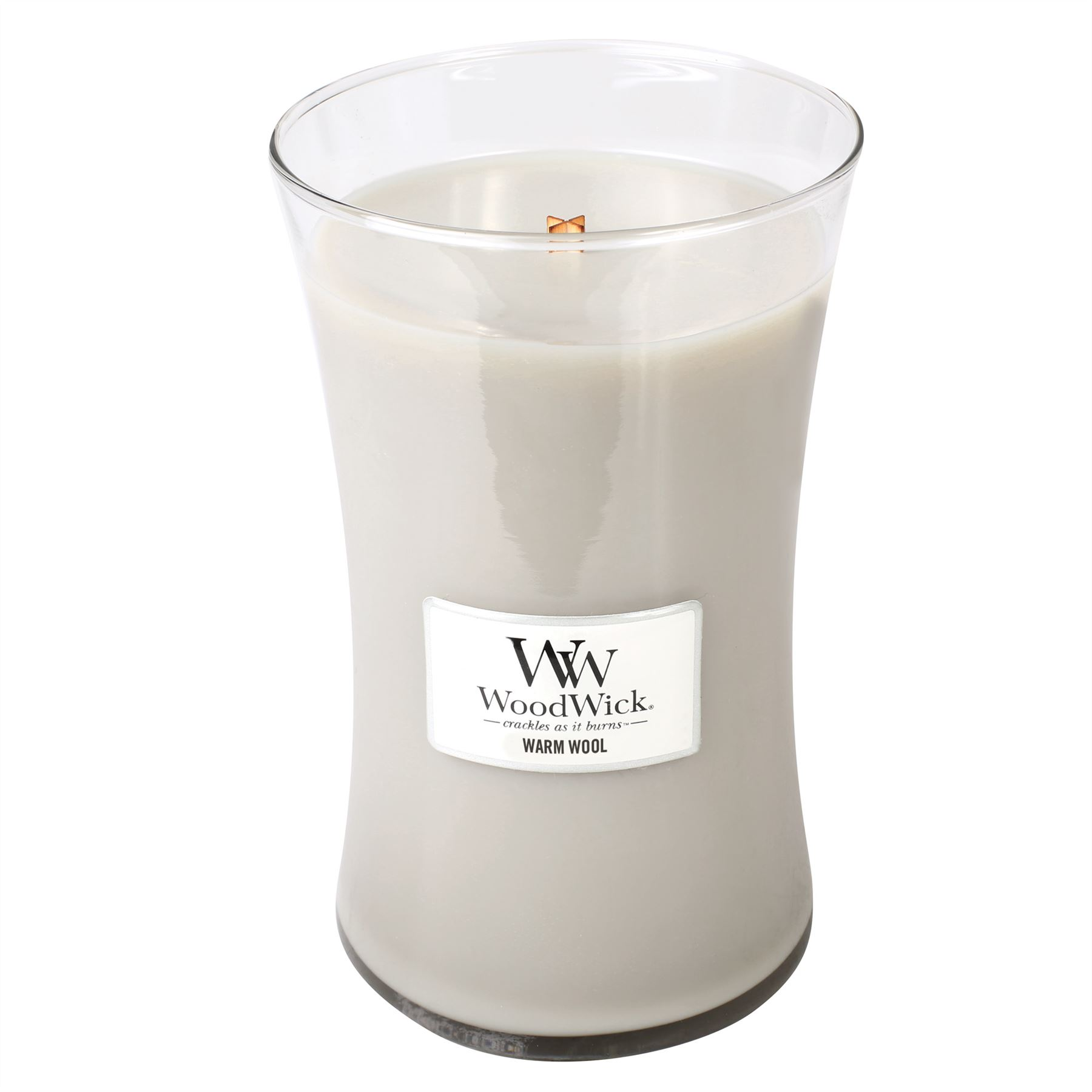 Woodwick-Christmas-Large-Candle-Jar-22oz-Scented-Crackle-Fragrance-Home-Gift
