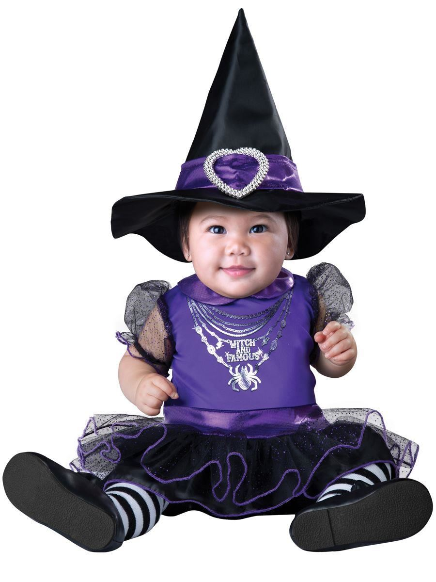 Baby Babies Toddler Halloween Witch Vampire Babygrow Fancy Dress ...