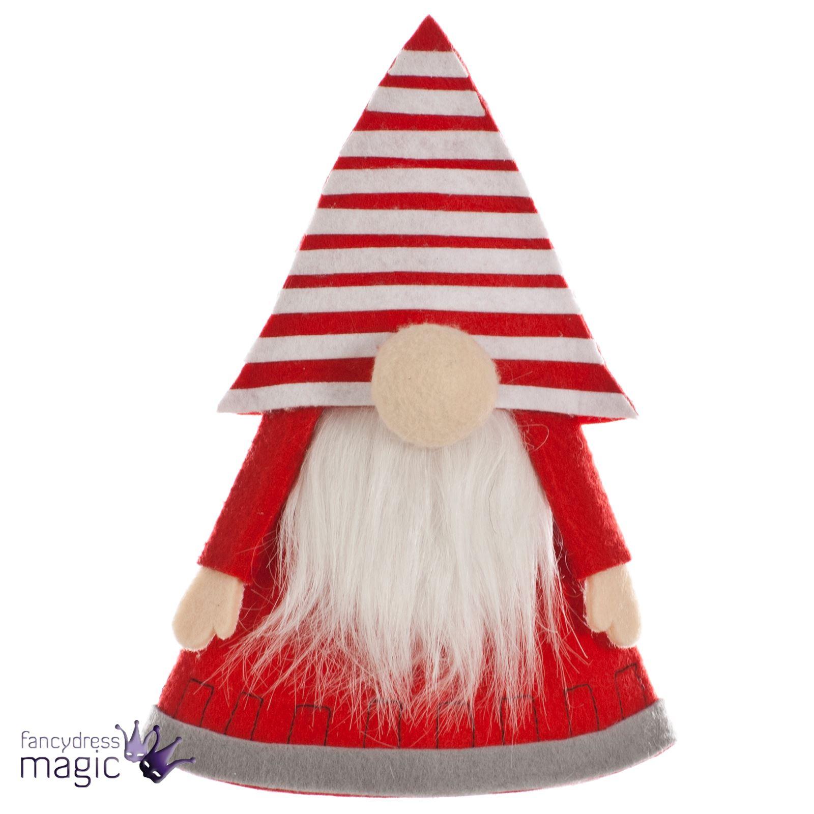 festive vintage gnome gonk santa doll christmas tree topper home gift decoration - Santa Christmas Tree Topper