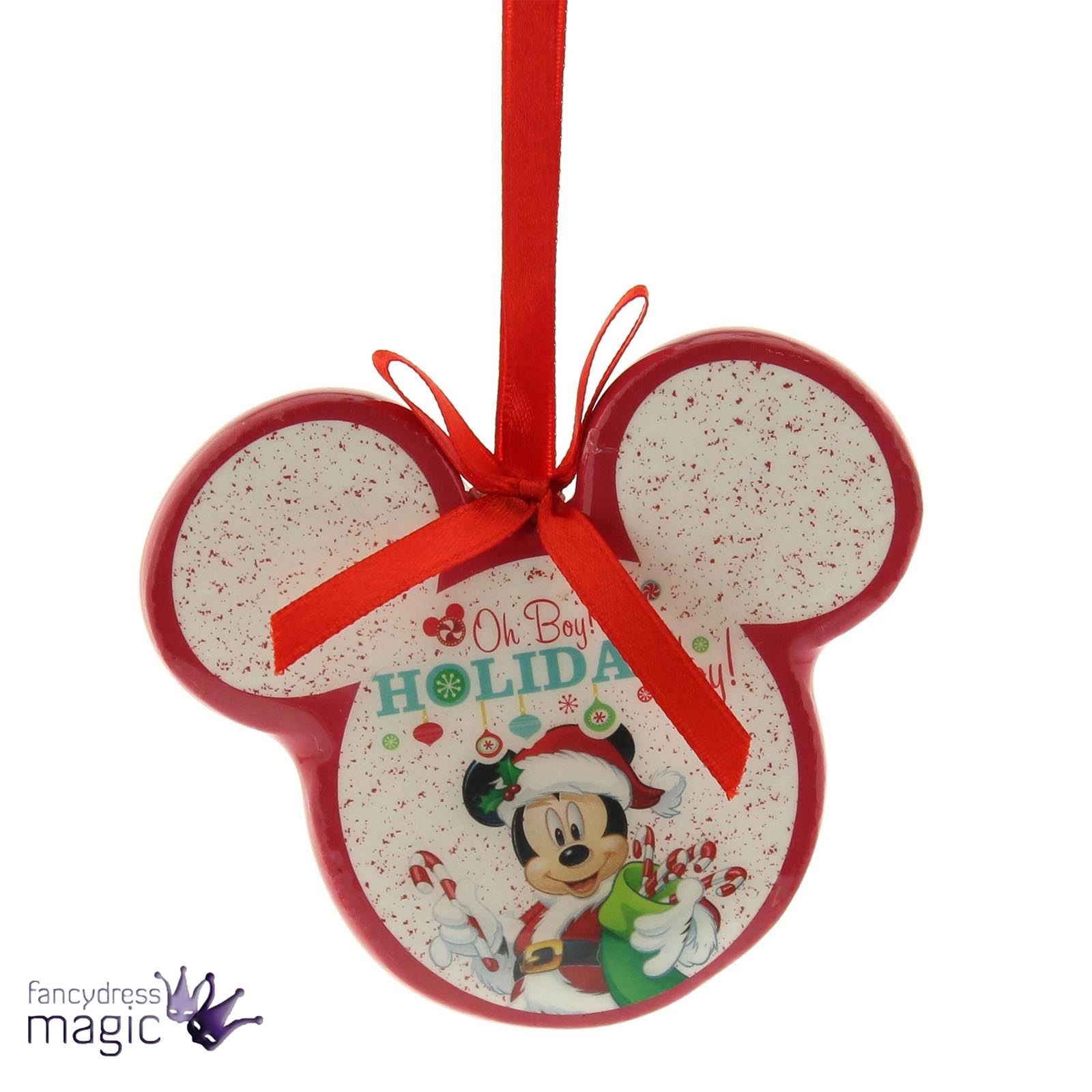 Top Decoration Noel Mickey TK12 | Jornalagora DL97
