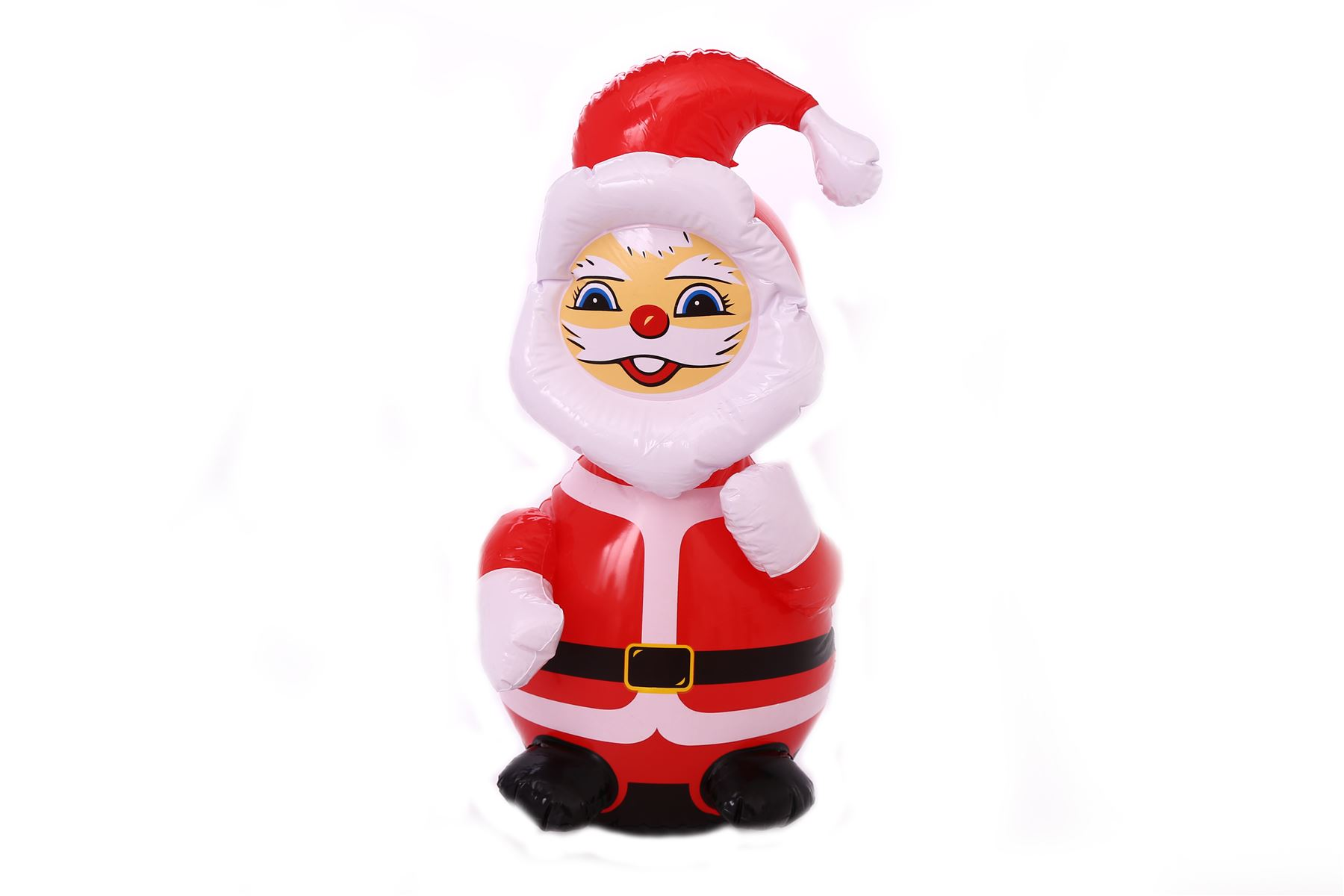 Temerity Jones Inflatable Blow Up Party Gift Boxed Christmas Santa ...