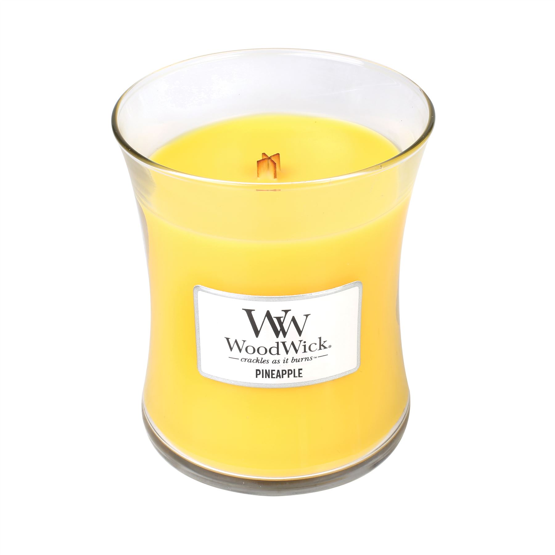 Woodwick-Hearthwick-Medium-Candle-Jar-10oz-Scented-Crackle-Fragrance-Home-Gift