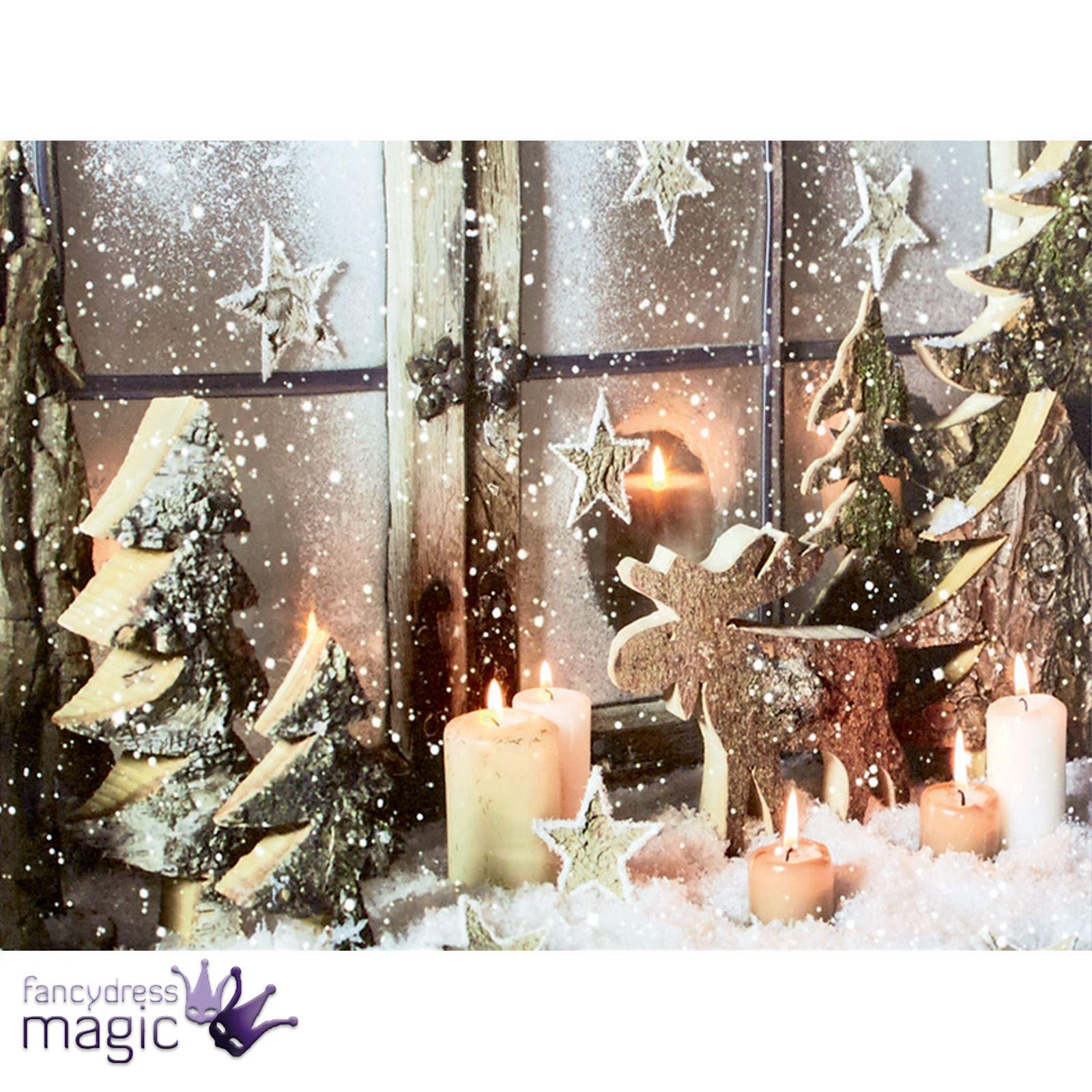 40x30cm weihnachten zeitgen ssisch modern led leinen for Weihnachten modern
