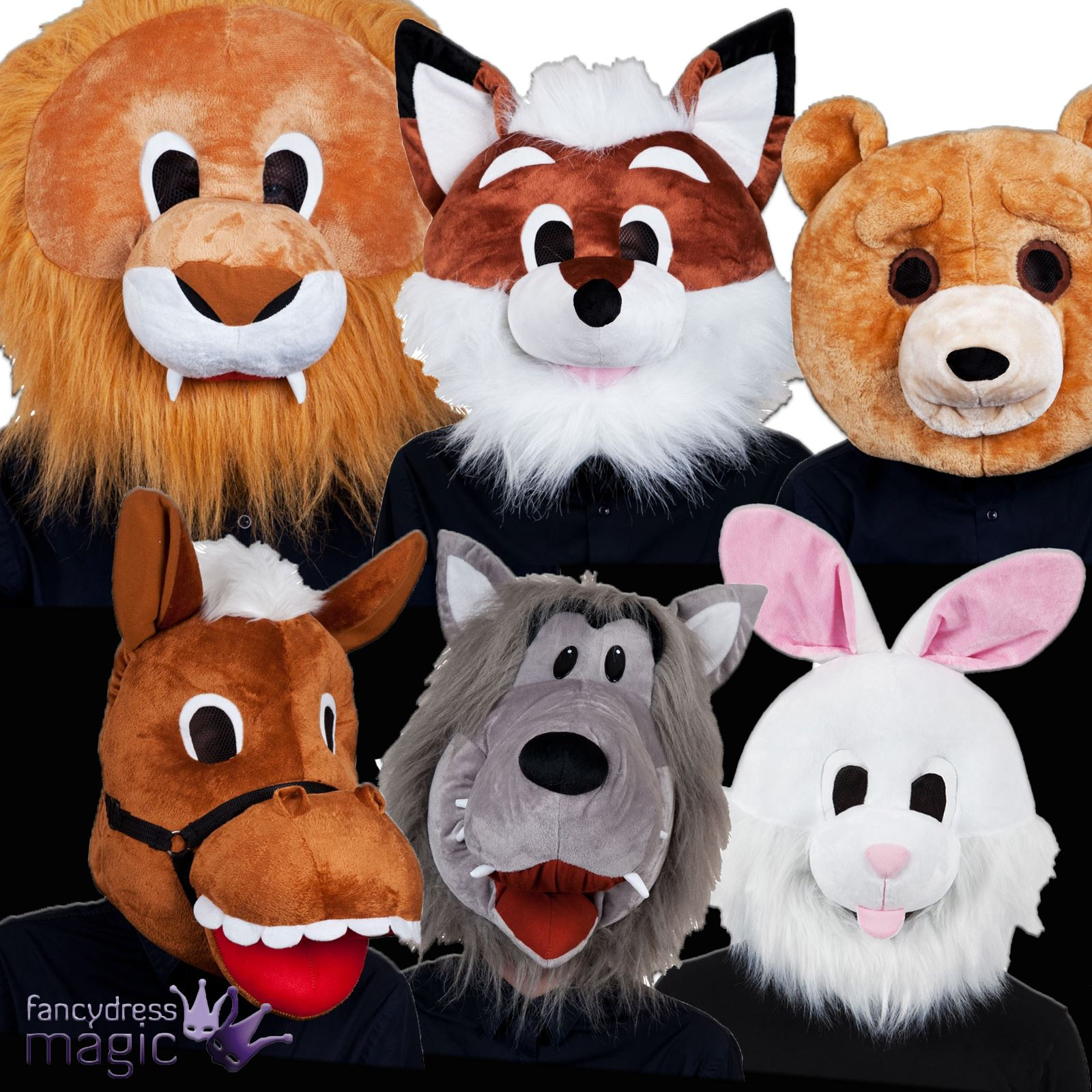 adulto con peluche animal mascota Pantomima Disfraz ...