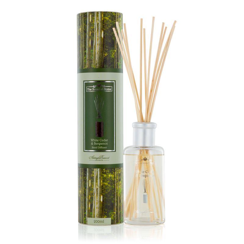 Ashleigh Burwood 200ml Oil Reed Diffuser Aromatherapy