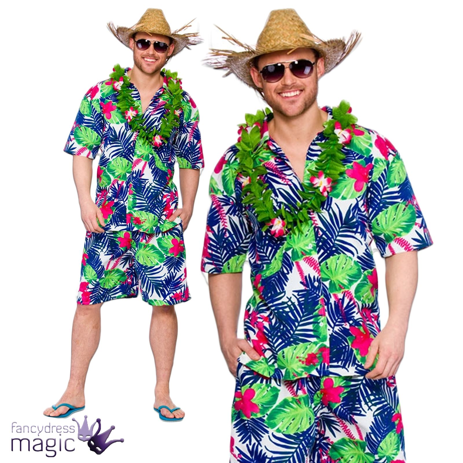 Mens Hawaiian Wedding Shirts