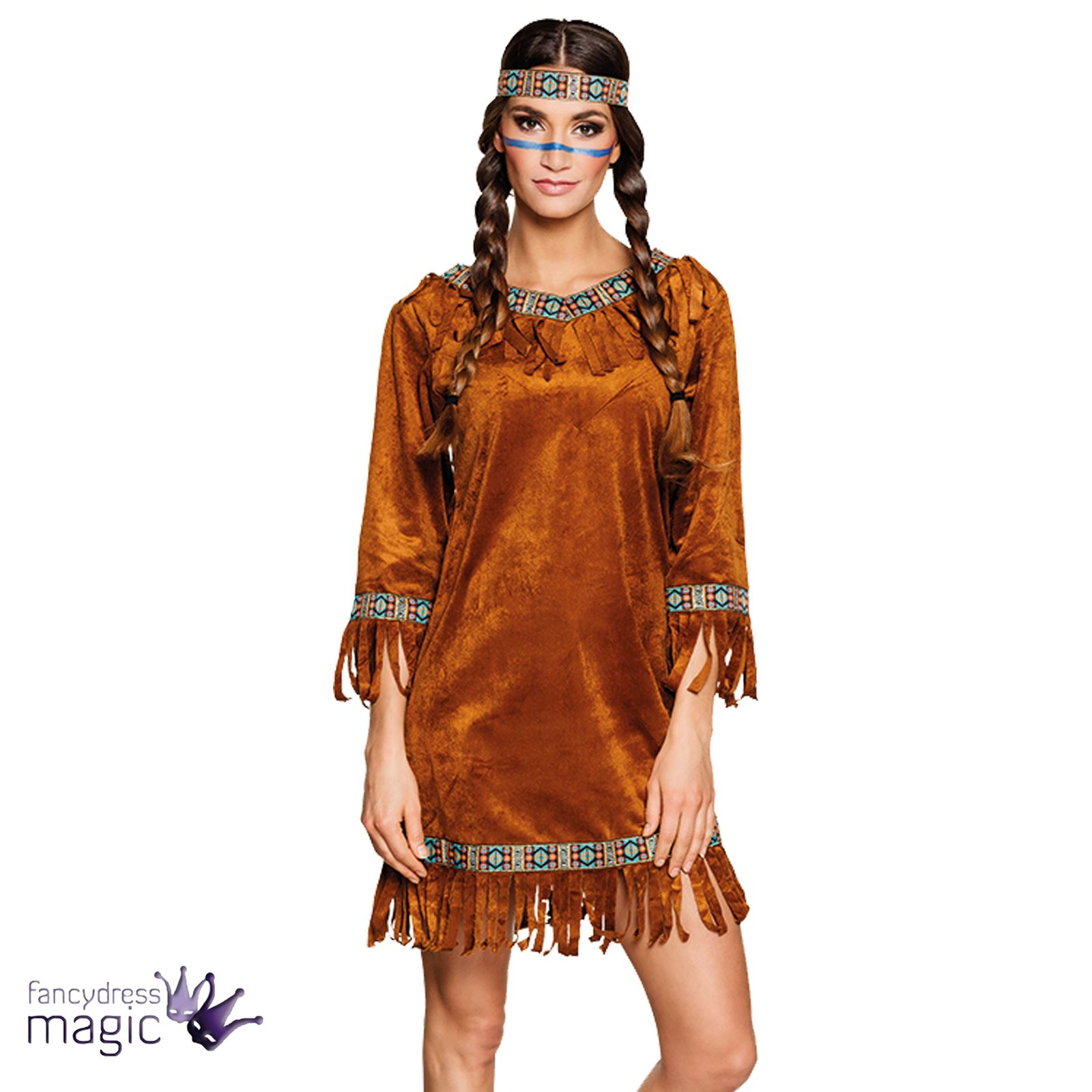 Disfraz India Americana Cheap With Disfraz India Americana Adulto - Disfraz-india-americana