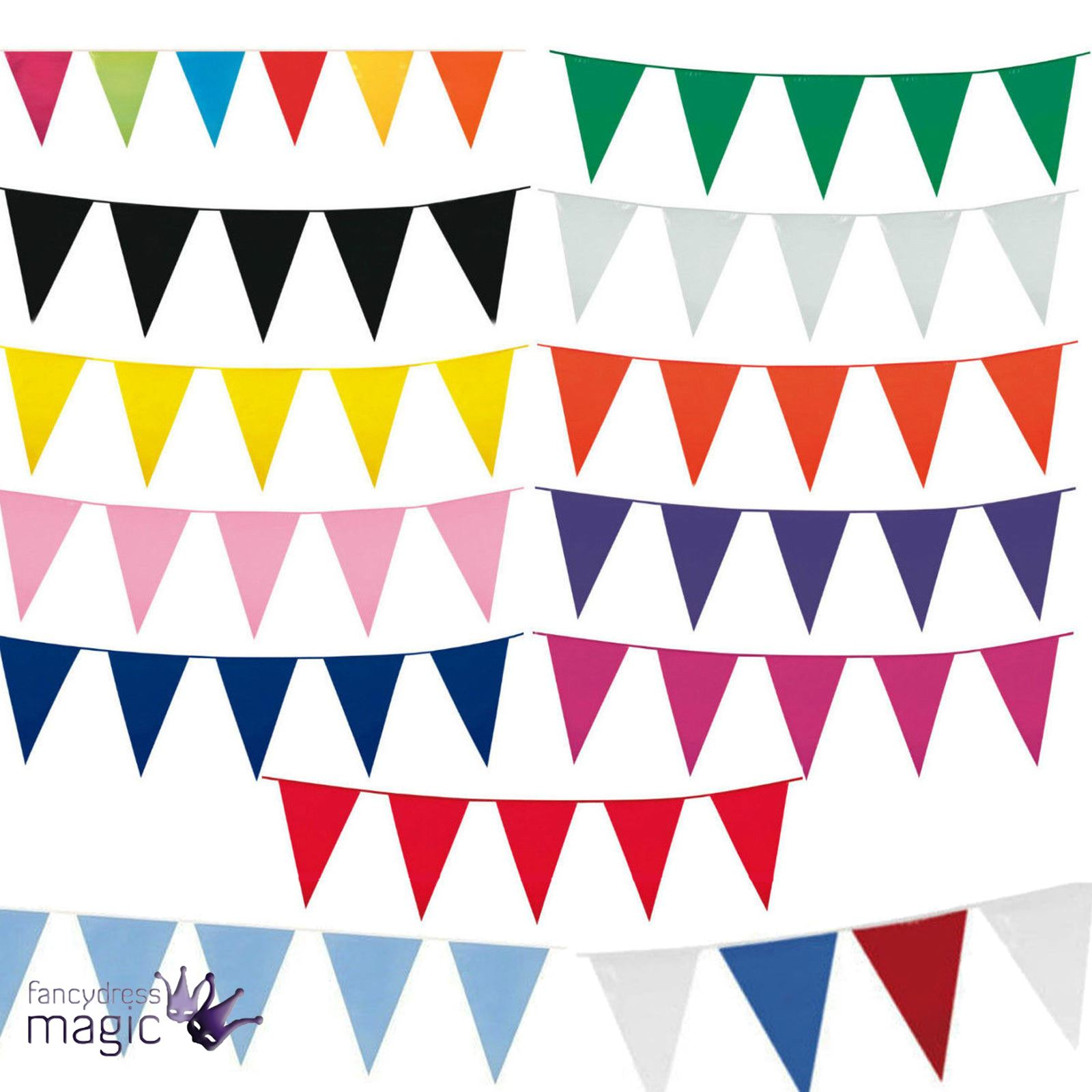 10m-Plastic-Bunting-Fete-Gala-Party-Banners-20-Flags-Giant-Indoor-Outdoor-Decor