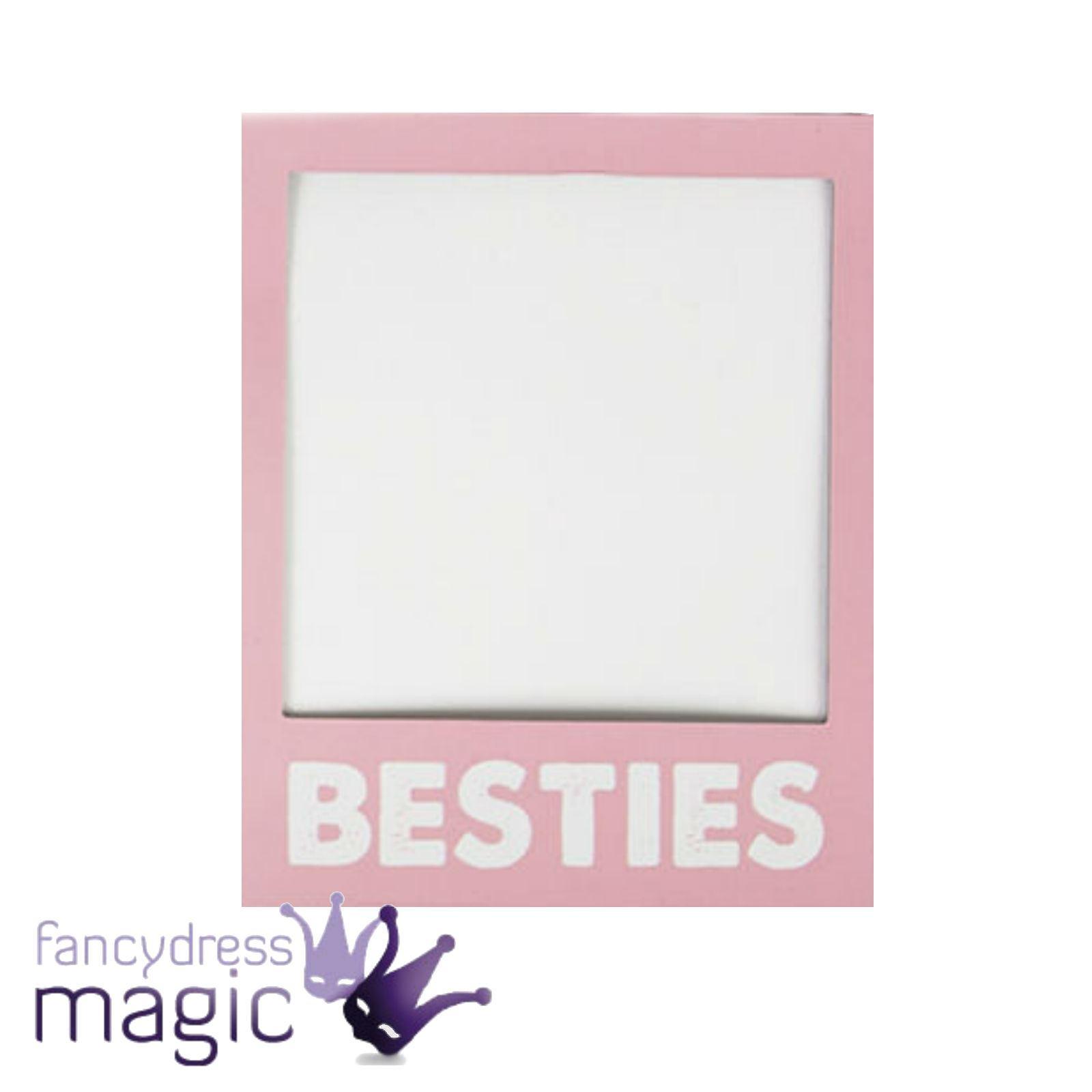 Sass&Belle Mini Magnético \'Besties\' amigo Marco para fotos Imán ...
