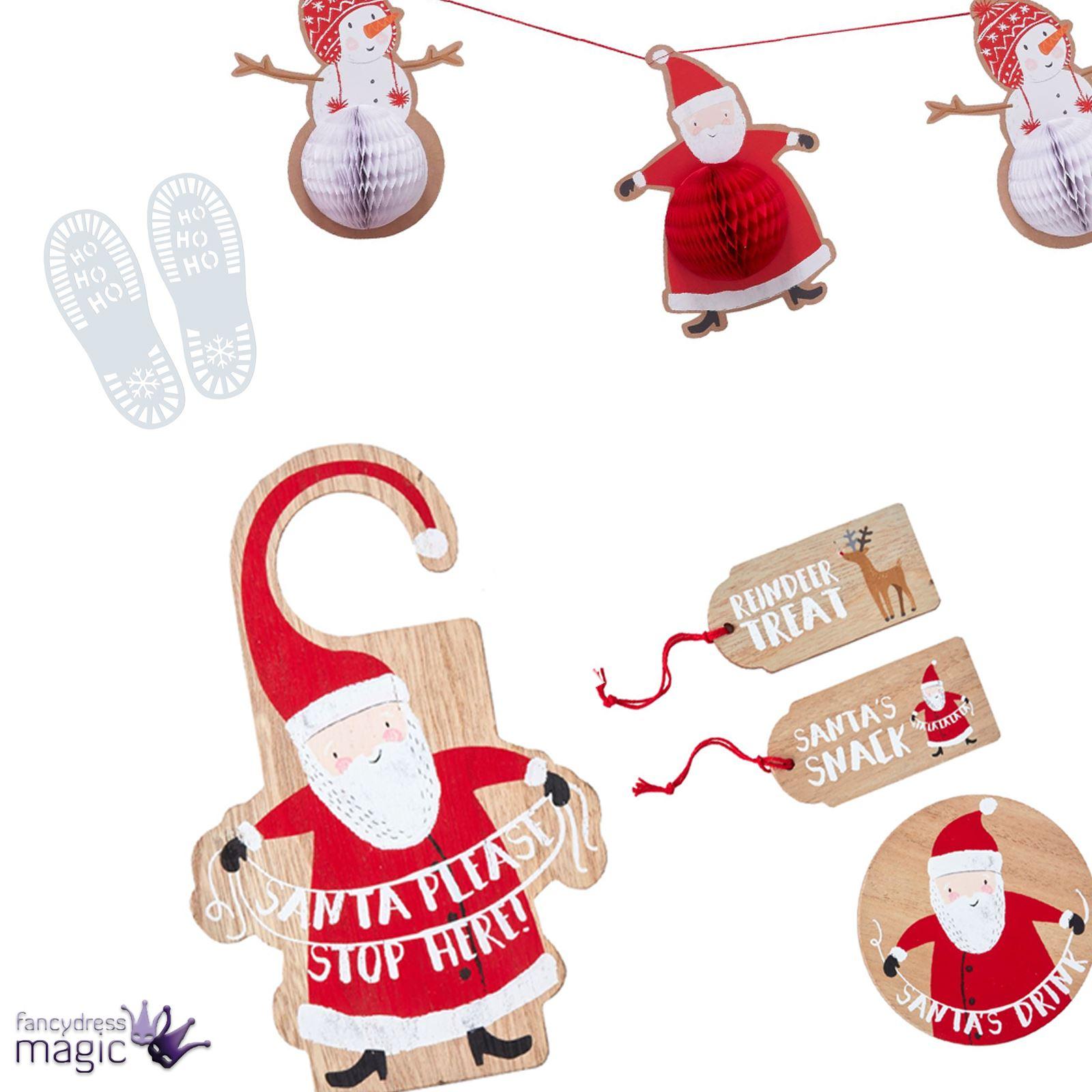 Ginger Ray Weihnachten Weihnachtsmann und Freunde Party Partyartikel ...
