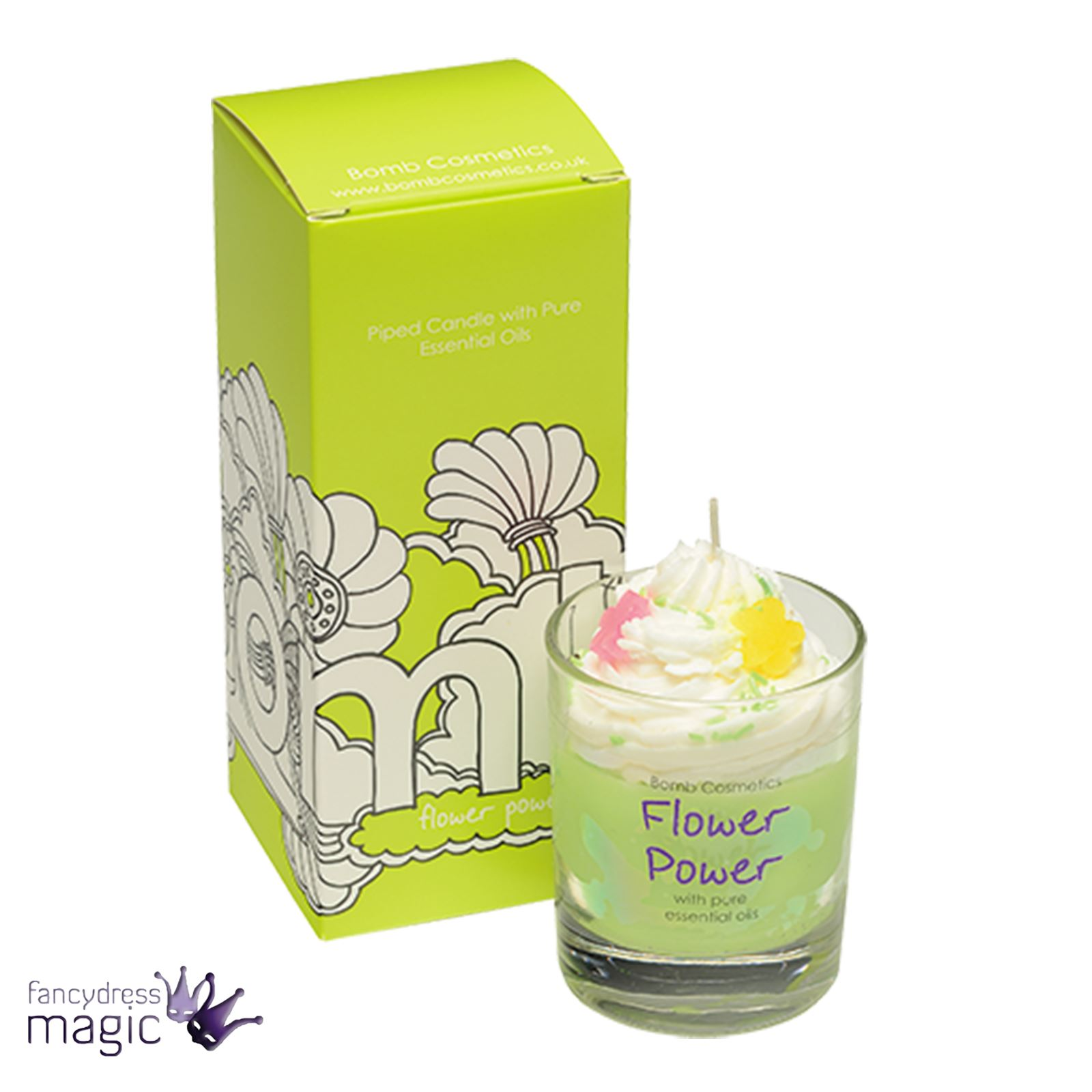Bomb-Cosmetics-Handmade-Piped-Glass-Candle-Vegan-Pure-Essential-Oils-Boxed-Gift thumbnail 12