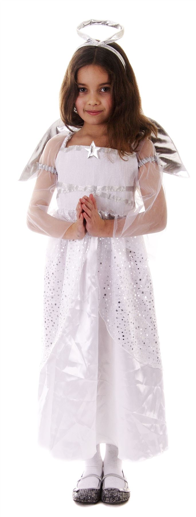 22c0090c2b Boys-Girls-Angel-Christmas-School-Play-Nativity-Fancy- Sc 1 St EBay. image  number 29 of halo costumes for ...