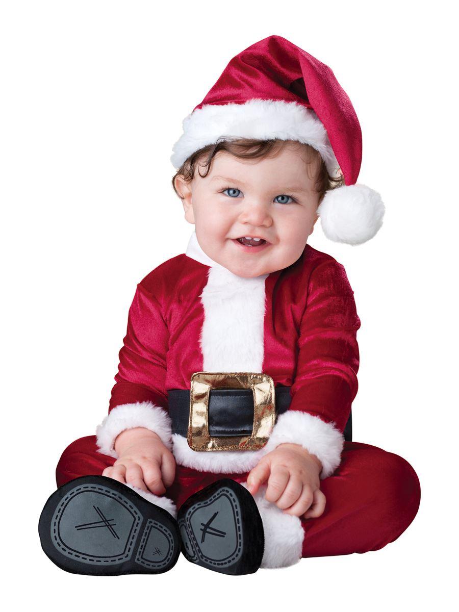 19e2c4259738 Elf Baby Costume   Baby-Babies-Toddler-Christmas-Xmas-Santa-Elf ...