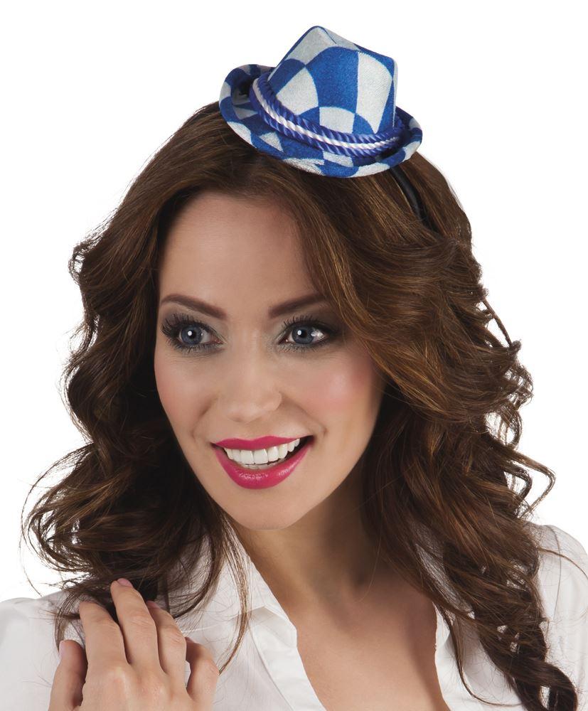 652d5be81d8 Ladies Mini Small Tiara Bavaria Oktoberfest Beer Festival Headband Hairband  Hat