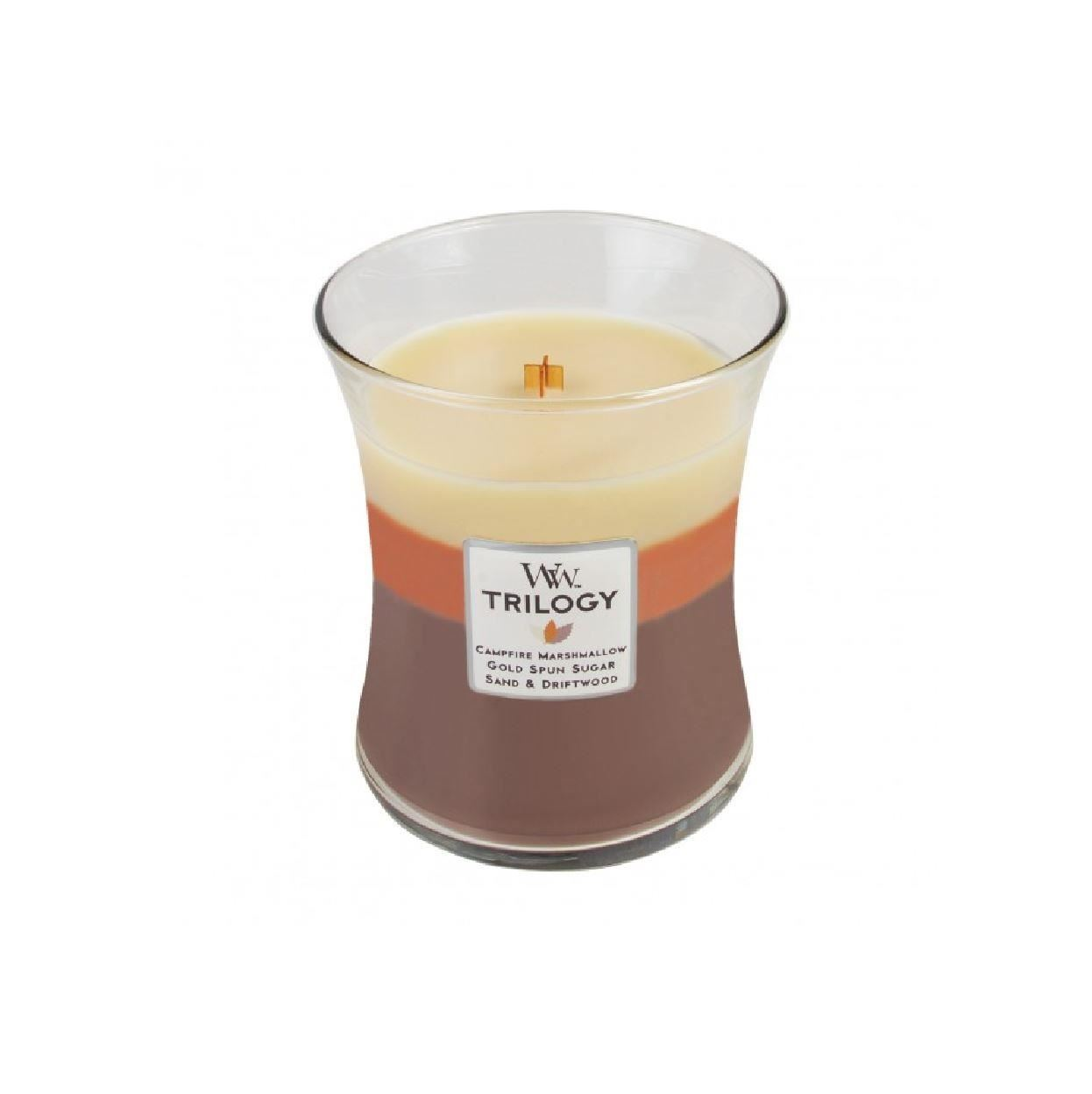 Woodwick-Trilogy-Large-Candle-Jar-Christmas-Scented-Crackle-Fragrance-Home-Gift
