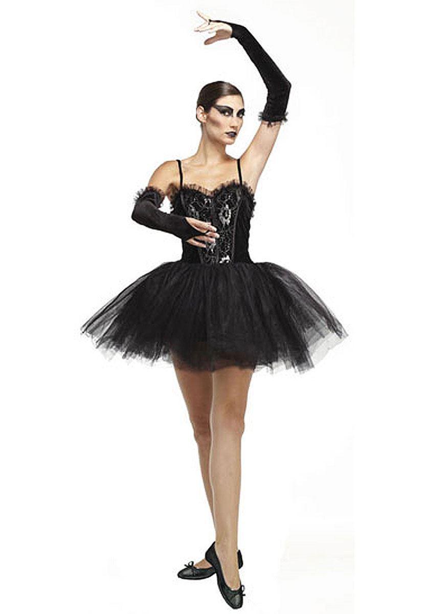 Black swan fancy dress costume ebay