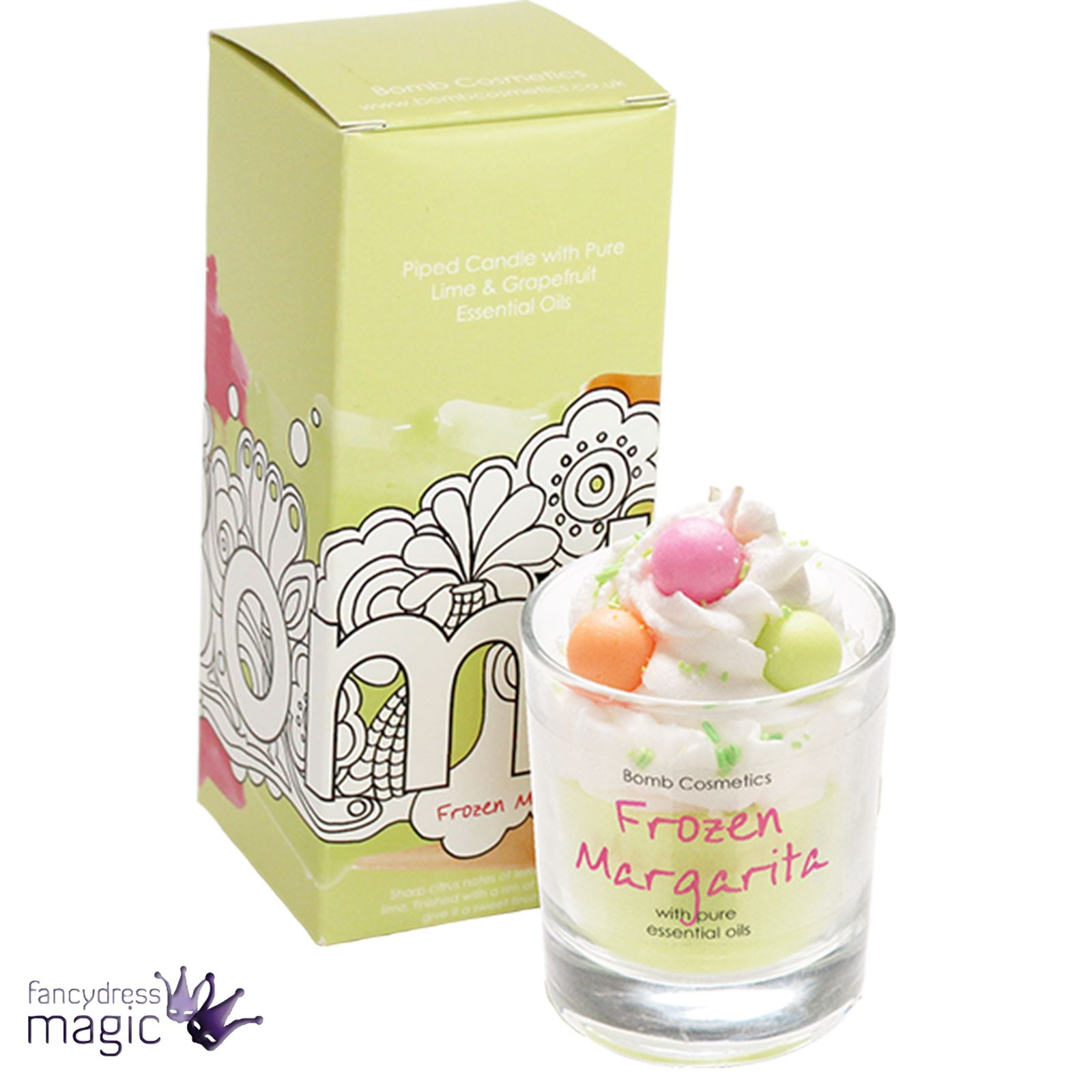Bomb-Cosmetics-Handmade-Piped-Glass-Candle-Vegan-Pure-Essential-Oils-Boxed-Gift thumbnail 13