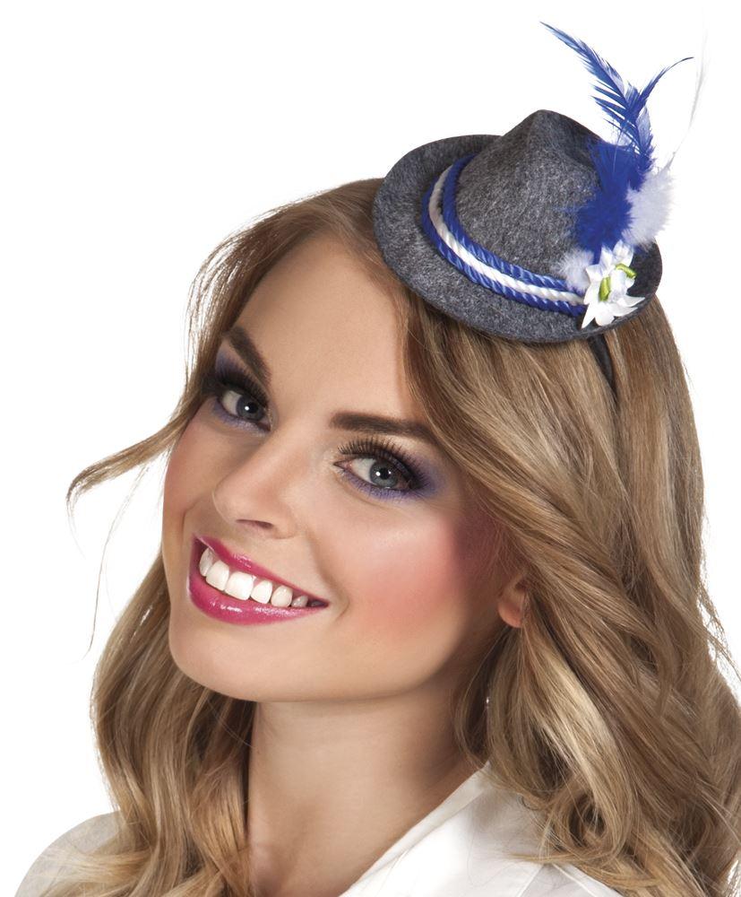 74c31c4f25f Ladies Mini Small Tiara Bavaria Oktoberfest Beer Festival Headband Hairband  Hat
