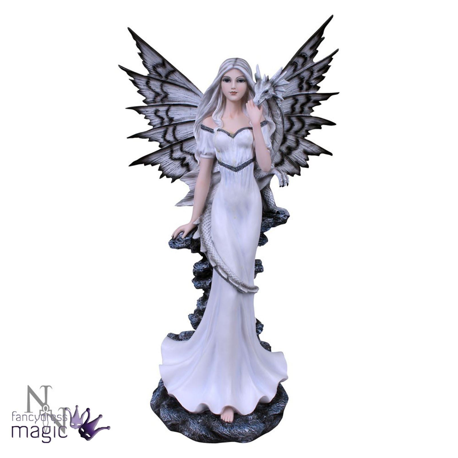 Nemesis Now Premium Large Fairy Gothic Figurine Sculpture