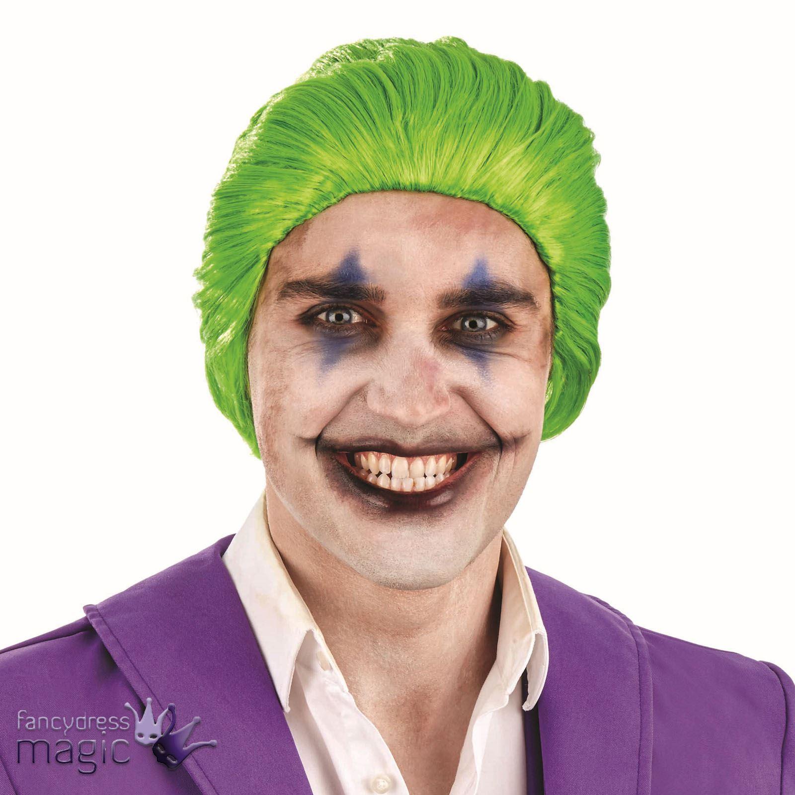 Joker Fancy Dress Wig 107