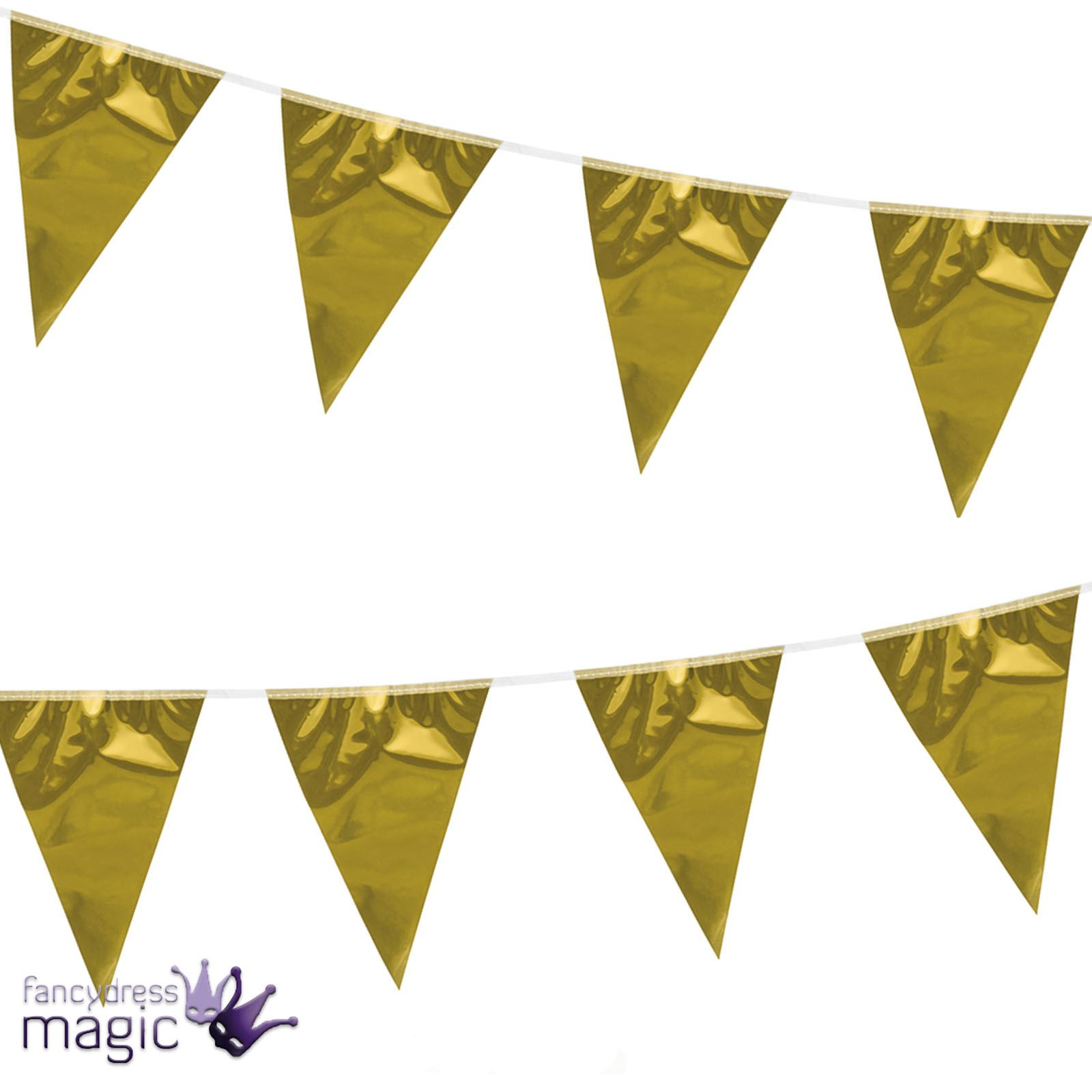 10m-Plastic-Bunting-Fete-Gala-Party-Banners-20-Flags-Giant-Indoor-Outdoor-Decor thumbnail 14