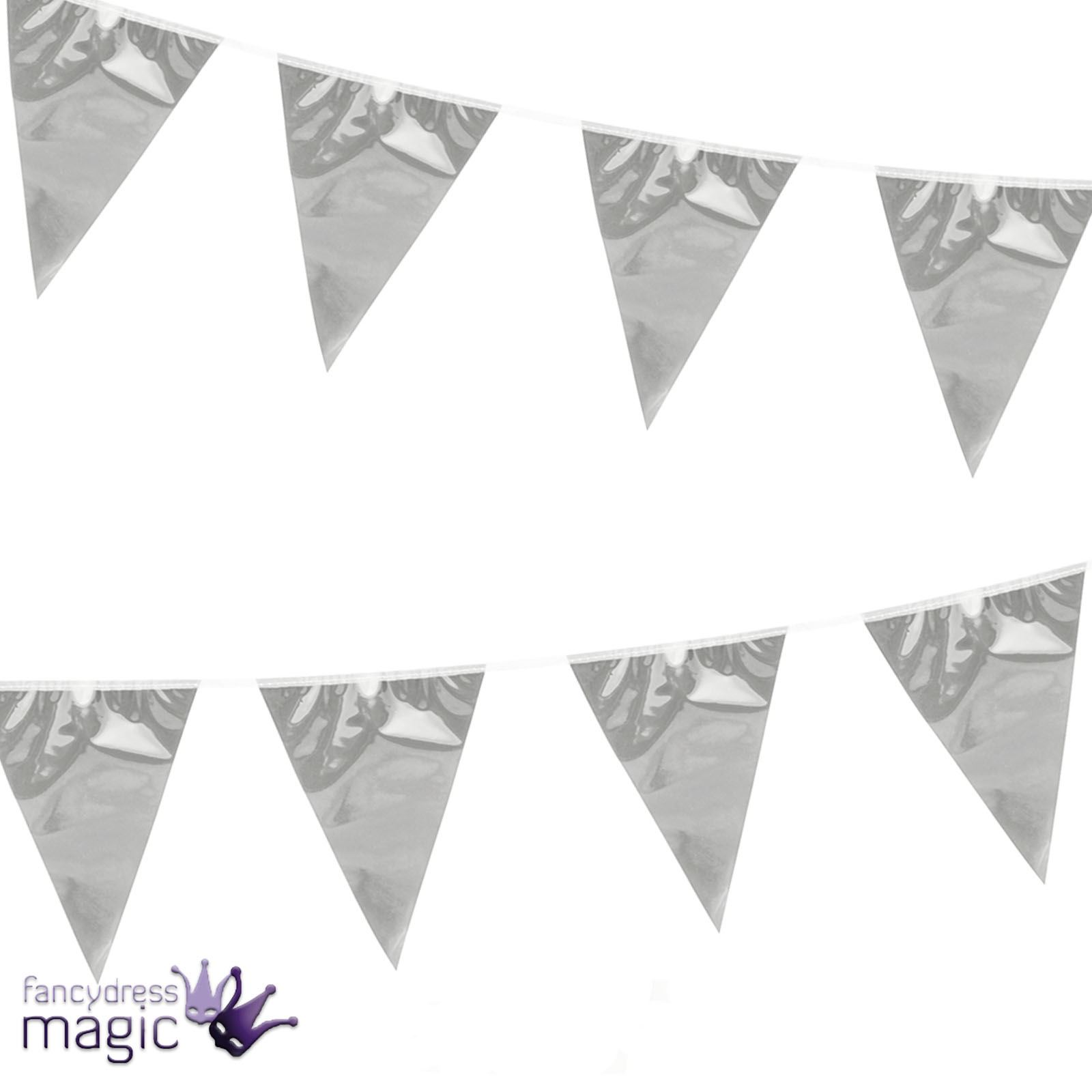 10m-Plastic-Bunting-Fete-Gala-Party-Banners-20-Flags-Giant-Indoor-Outdoor-Decor thumbnail 15